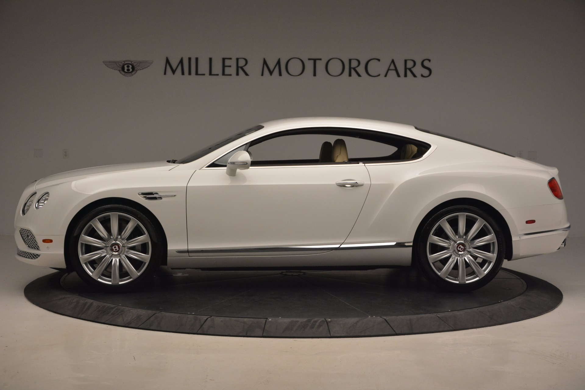 Used 2017 Bentley Continental GT V8 For Sale In Greenwich, CT 1133_p3