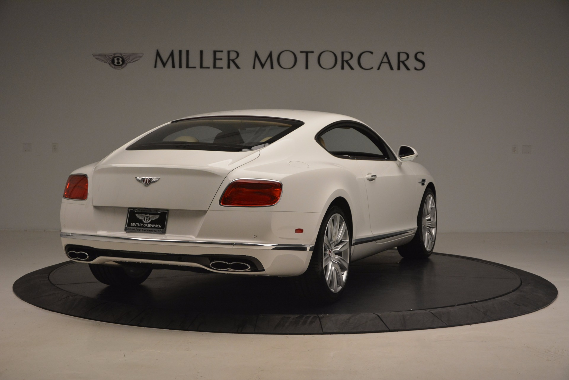 Used 2017 Bentley Continental GT V8 For Sale In Greenwich, CT 1133_p7