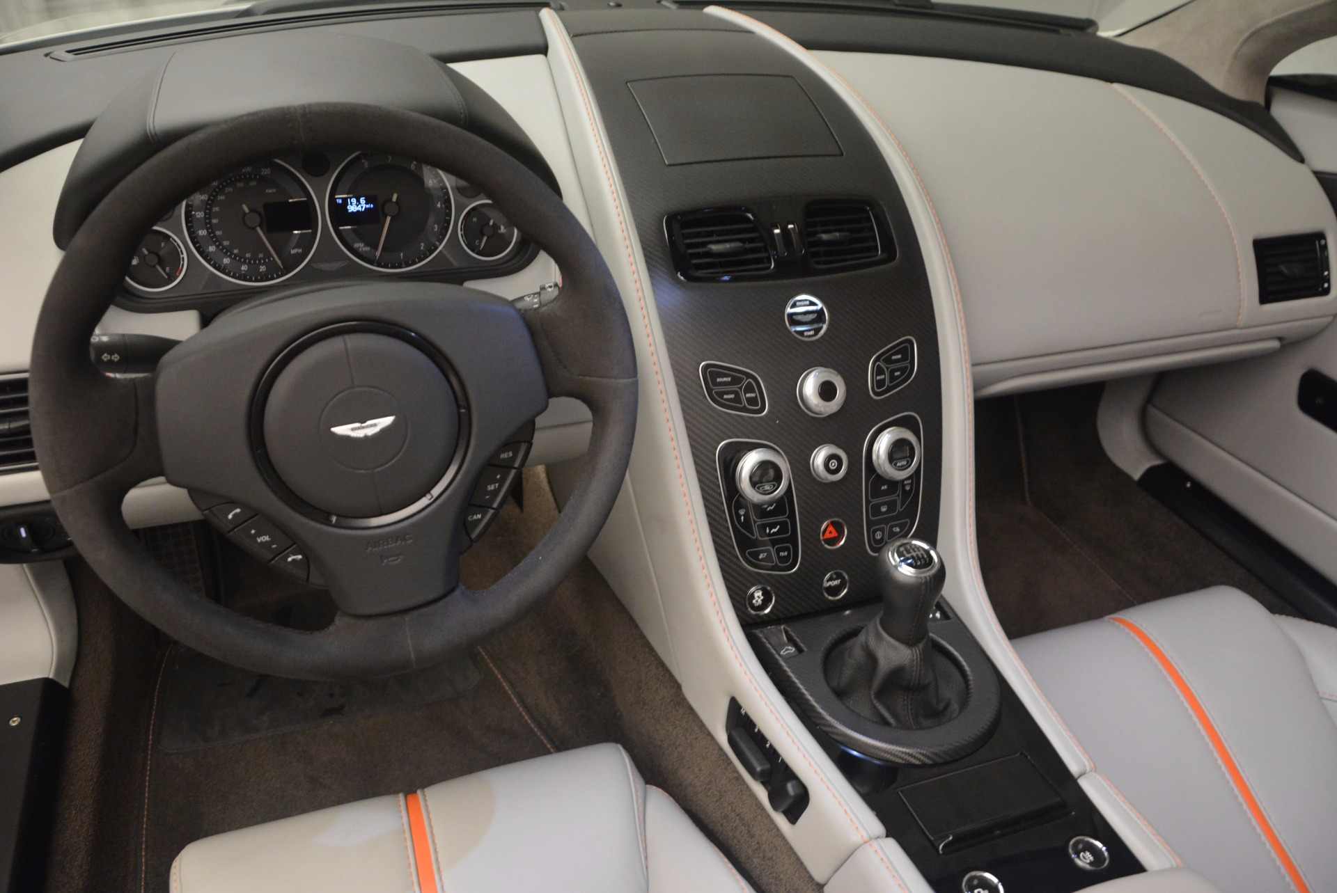 Used 2017 Aston Martin V12 Vantage S Convertible For Sale In Greenwich, CT 1134_p26