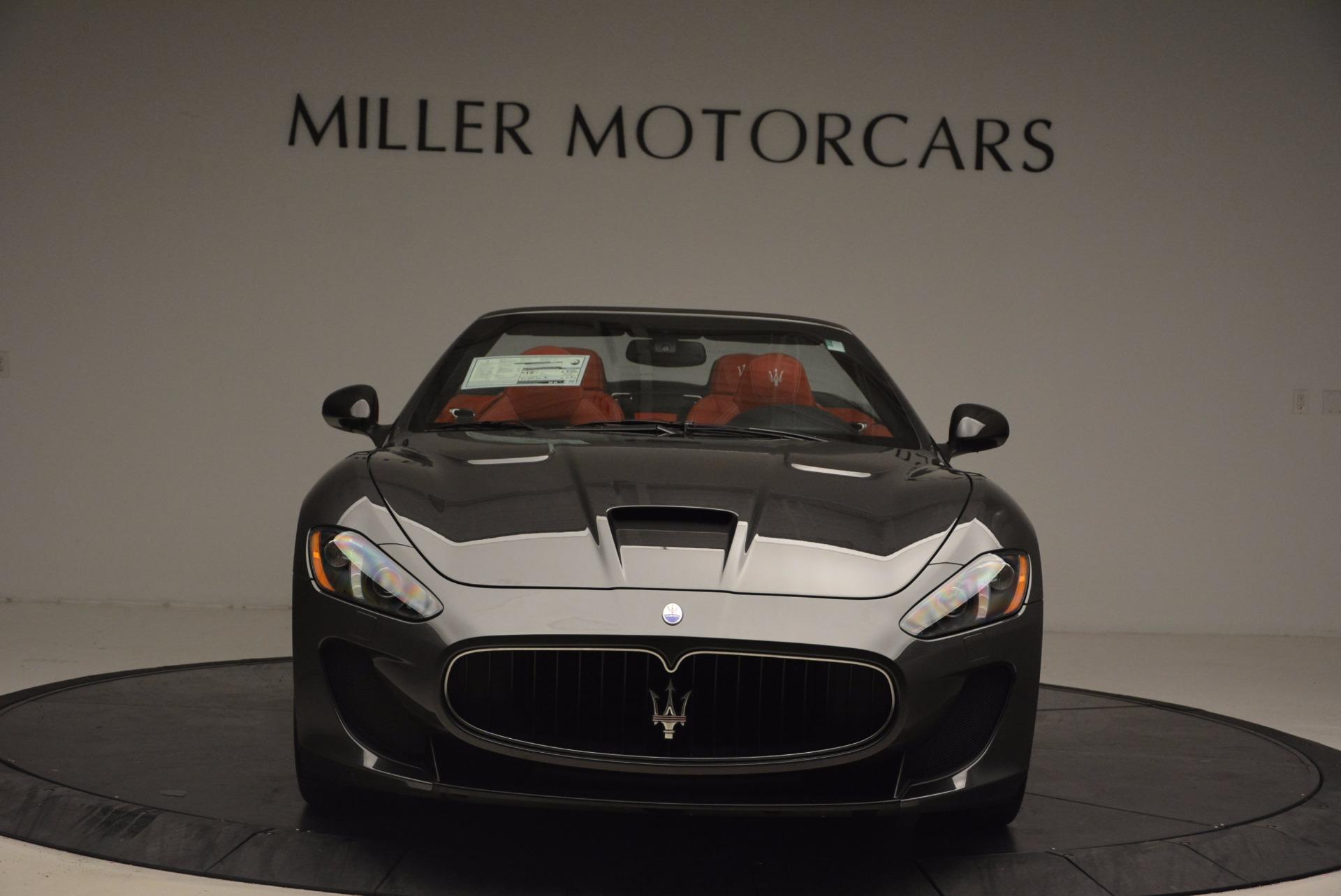 Used 2015 Maserati GranTurismo MC For Sale In Greenwich, CT 1135_p12
