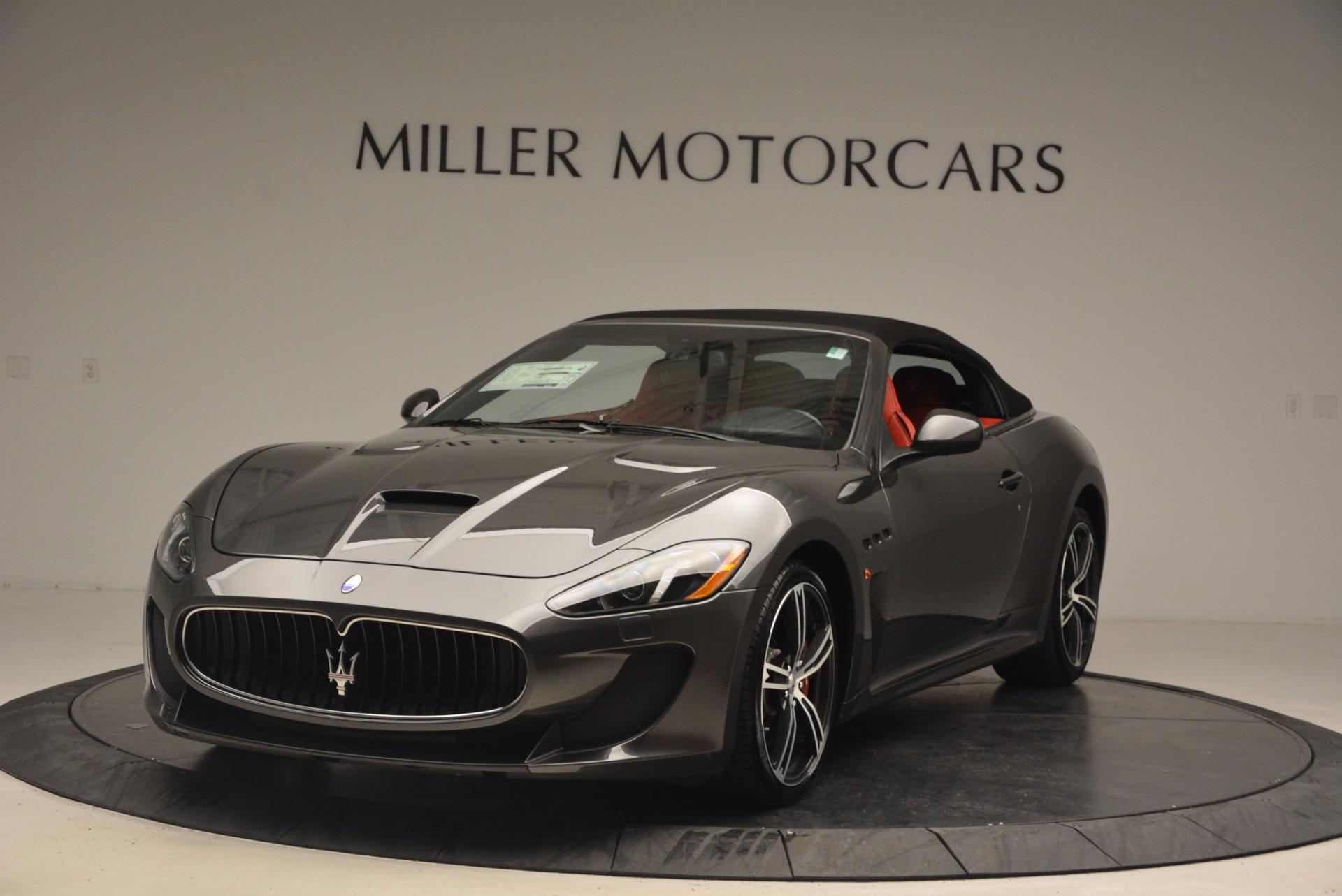 Used 2015 Maserati GranTurismo MC For Sale In Greenwich, CT 1135_p13