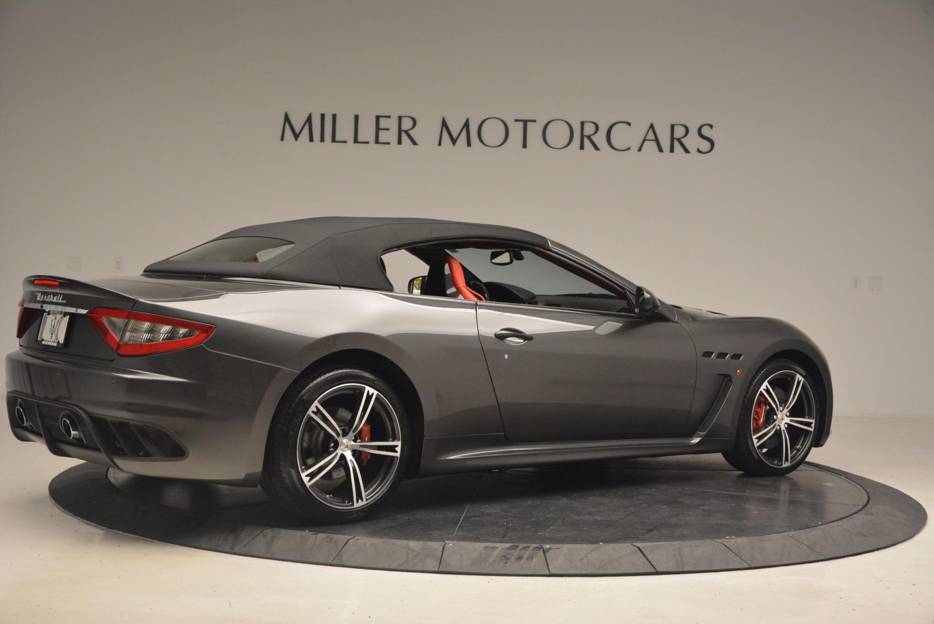 Used 2015 Maserati GranTurismo MC For Sale In Greenwich, CT 1135_p20