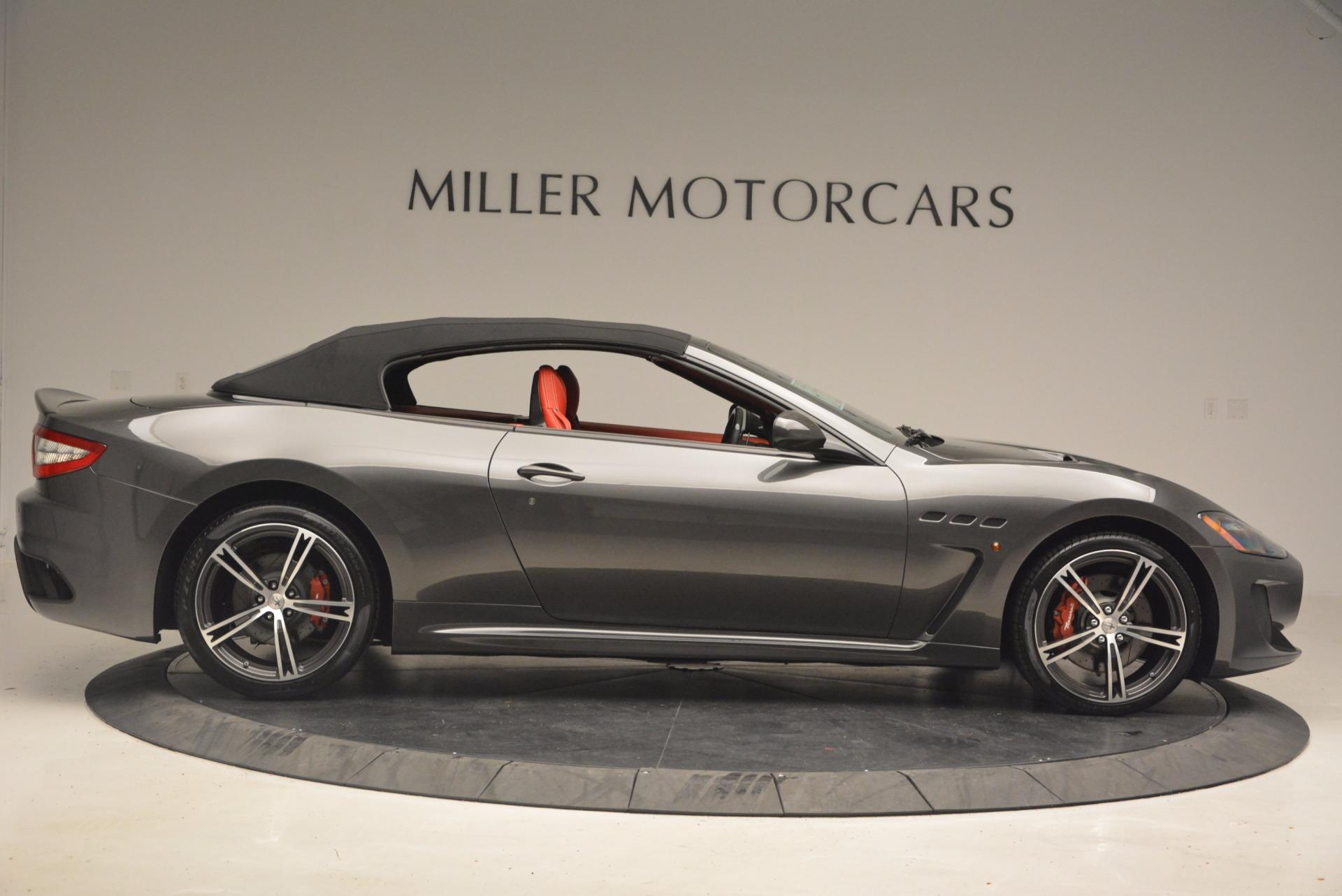 Used 2015 Maserati GranTurismo MC For Sale In Greenwich, CT 1135_p21