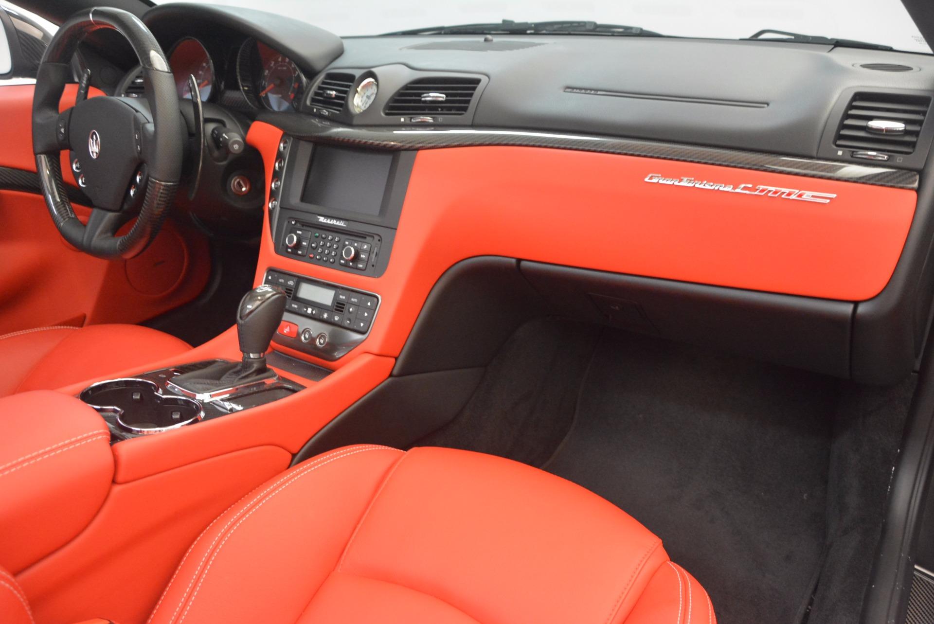 Used 2015 Maserati GranTurismo MC For Sale In Greenwich, CT 1135_p32
