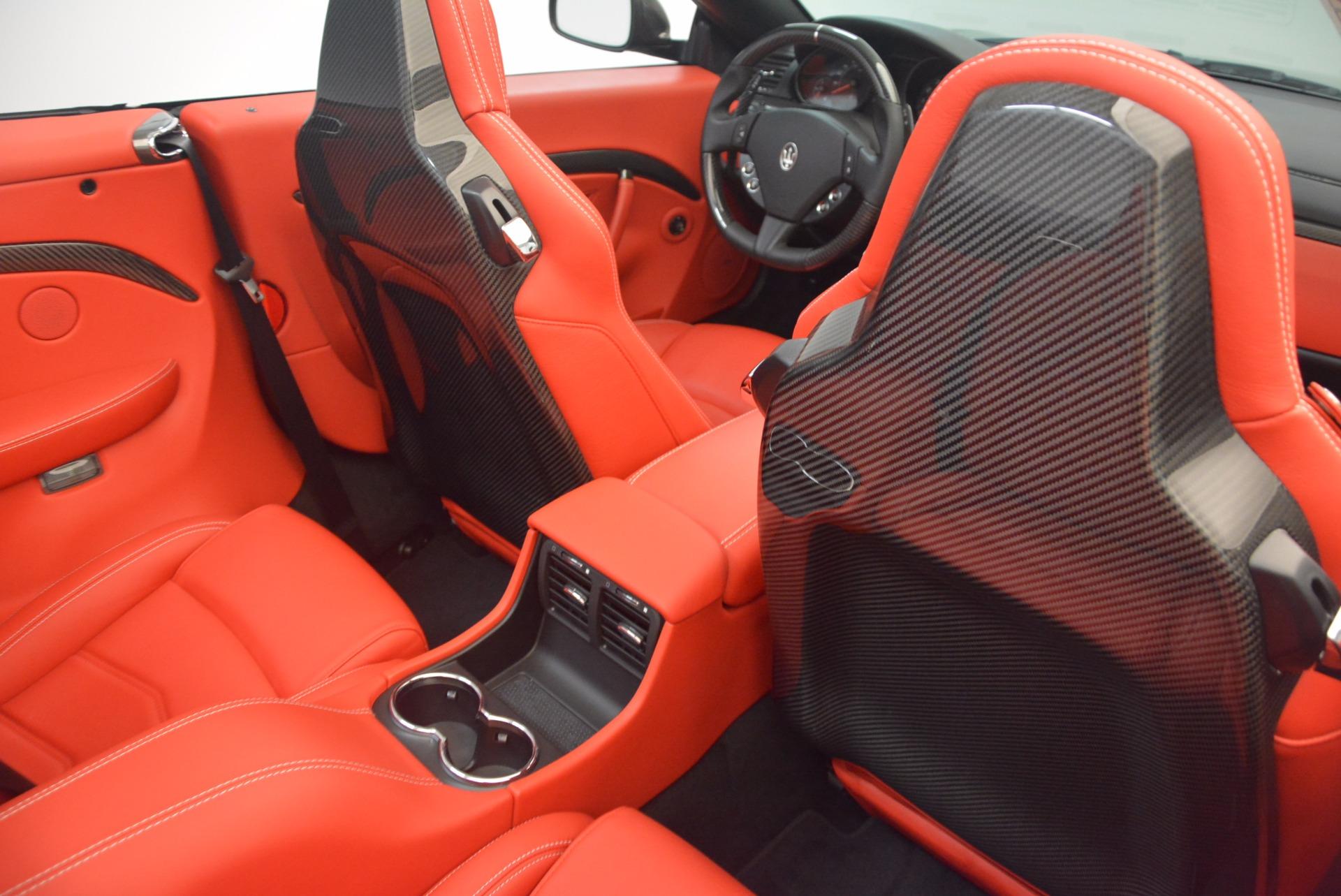 Used 2015 Maserati GranTurismo MC For Sale In Greenwich, CT 1135_p35