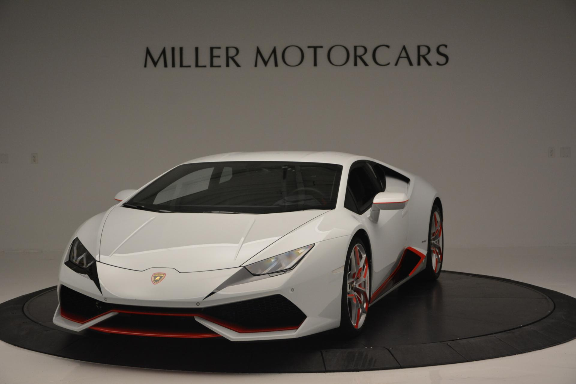 Used 2015 Lamborghini Huracan LP610-4 For Sale In Greenwich, CT