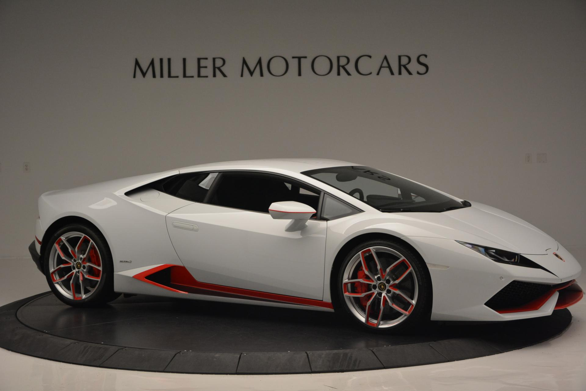 Used 2015 Lamborghini Huracan LP610-4 For Sale In Greenwich, CT 114_p12