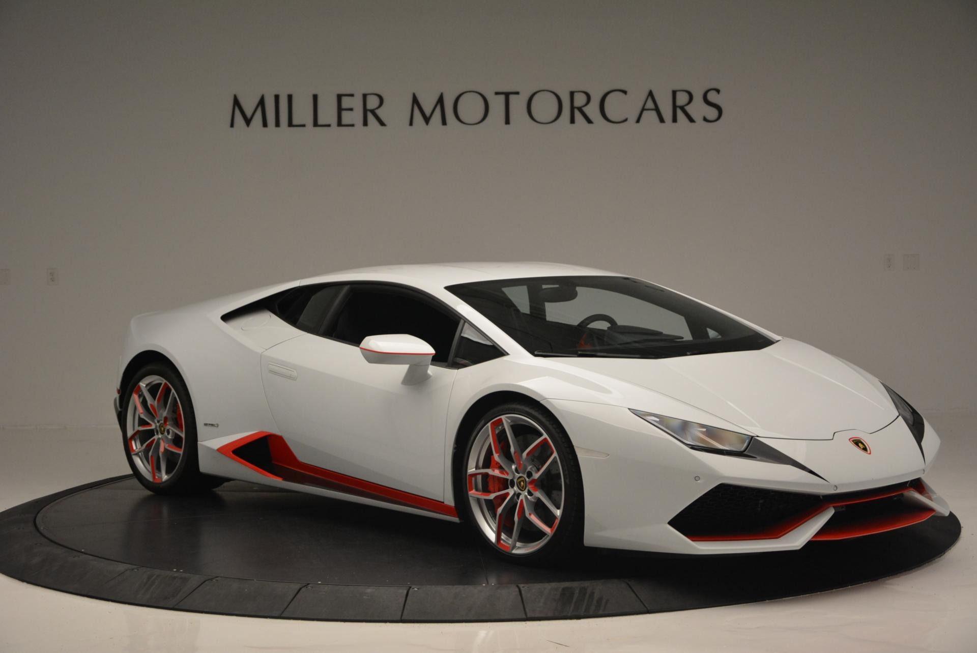 Used 2015 Lamborghini Huracan LP610-4 For Sale In Greenwich, CT 114_p13