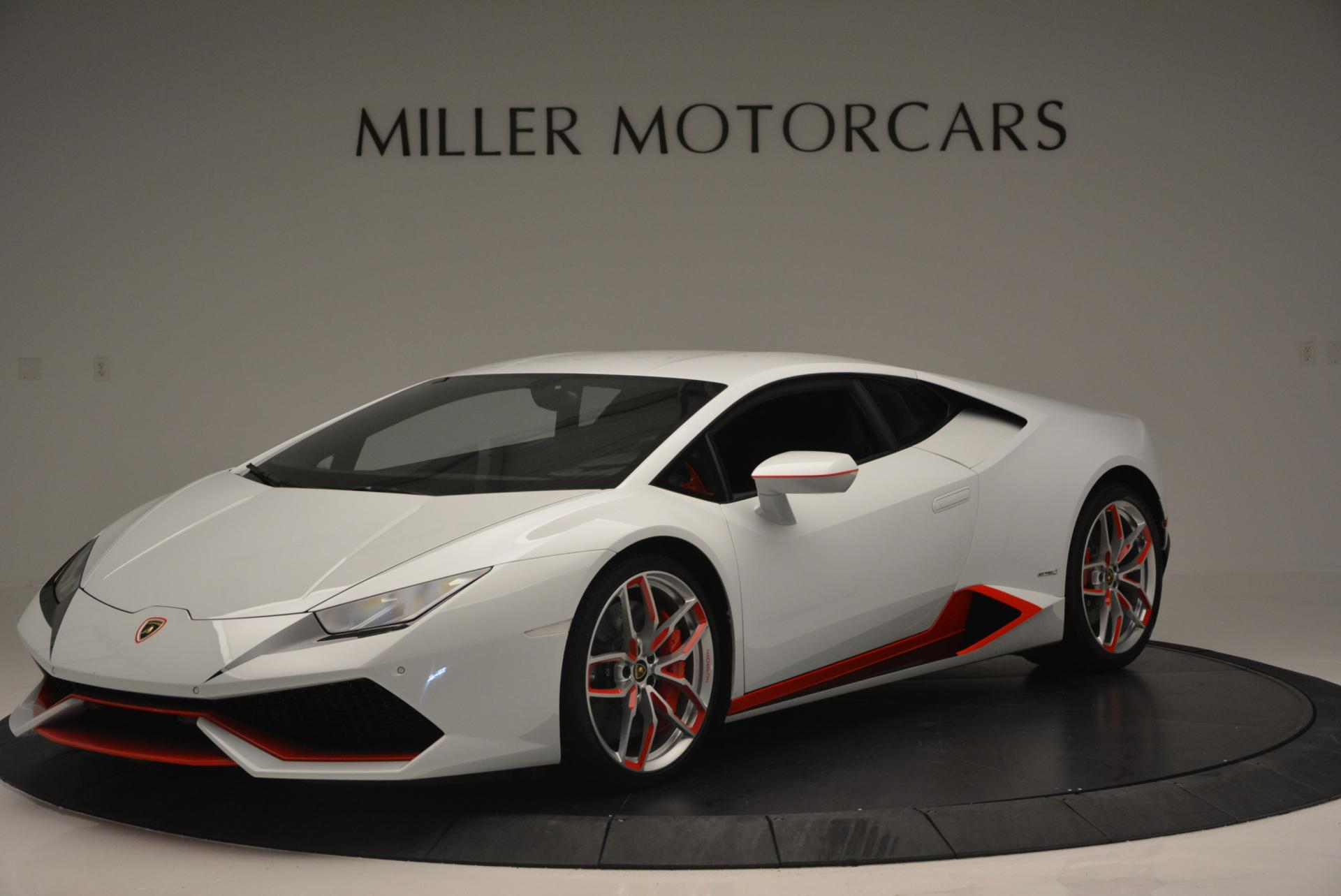 Used 2015 Lamborghini Huracan LP610-4 For Sale In Greenwich, CT 114_p2