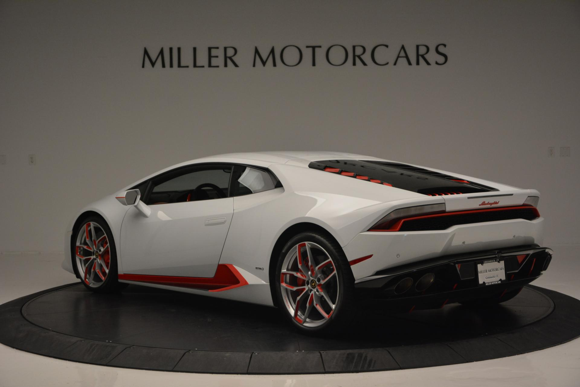 Used 2015 Lamborghini Huracan LP610-4 For Sale In Greenwich, CT 114_p5
