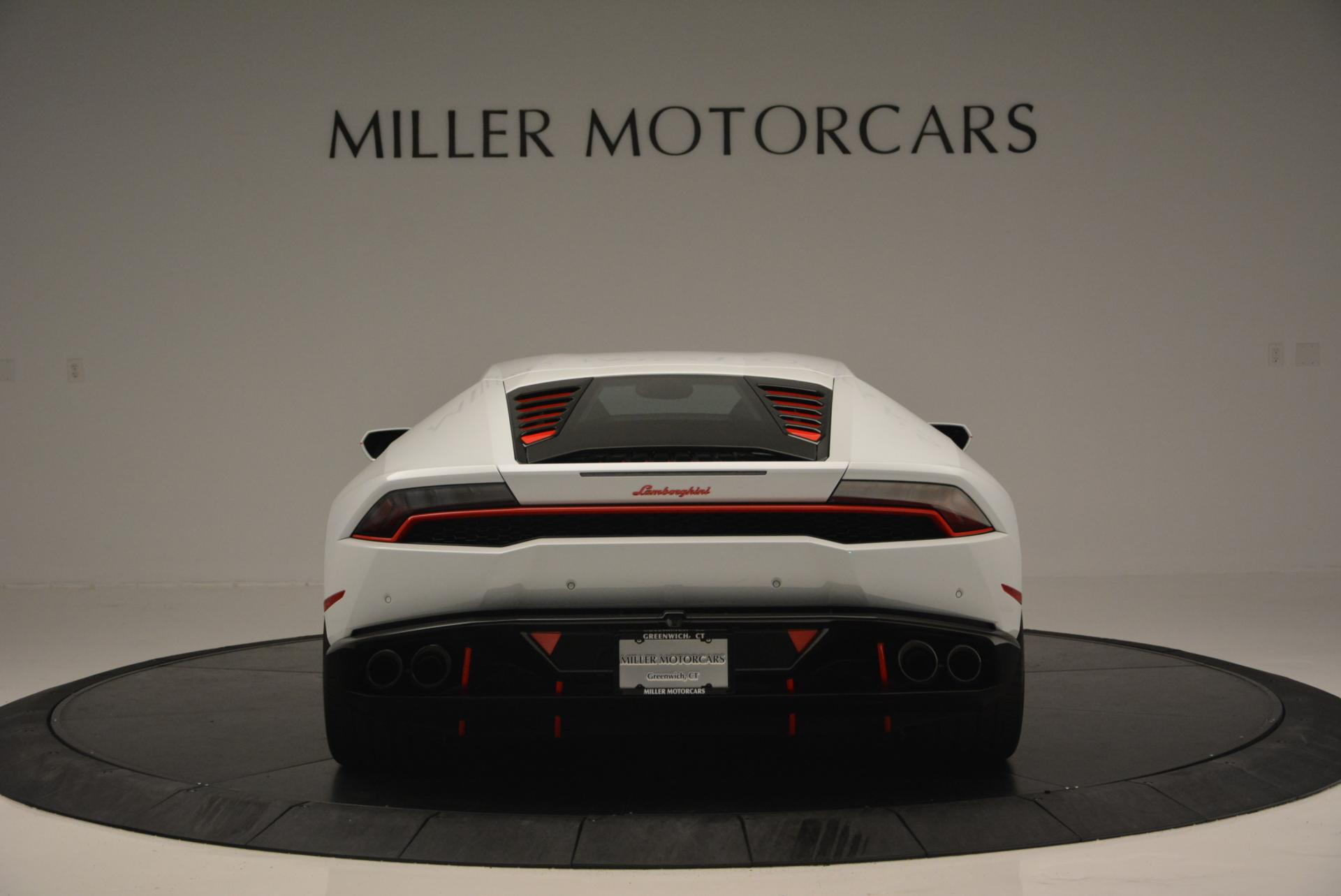 Used 2015 Lamborghini Huracan LP610-4 For Sale In Greenwich, CT 114_p6