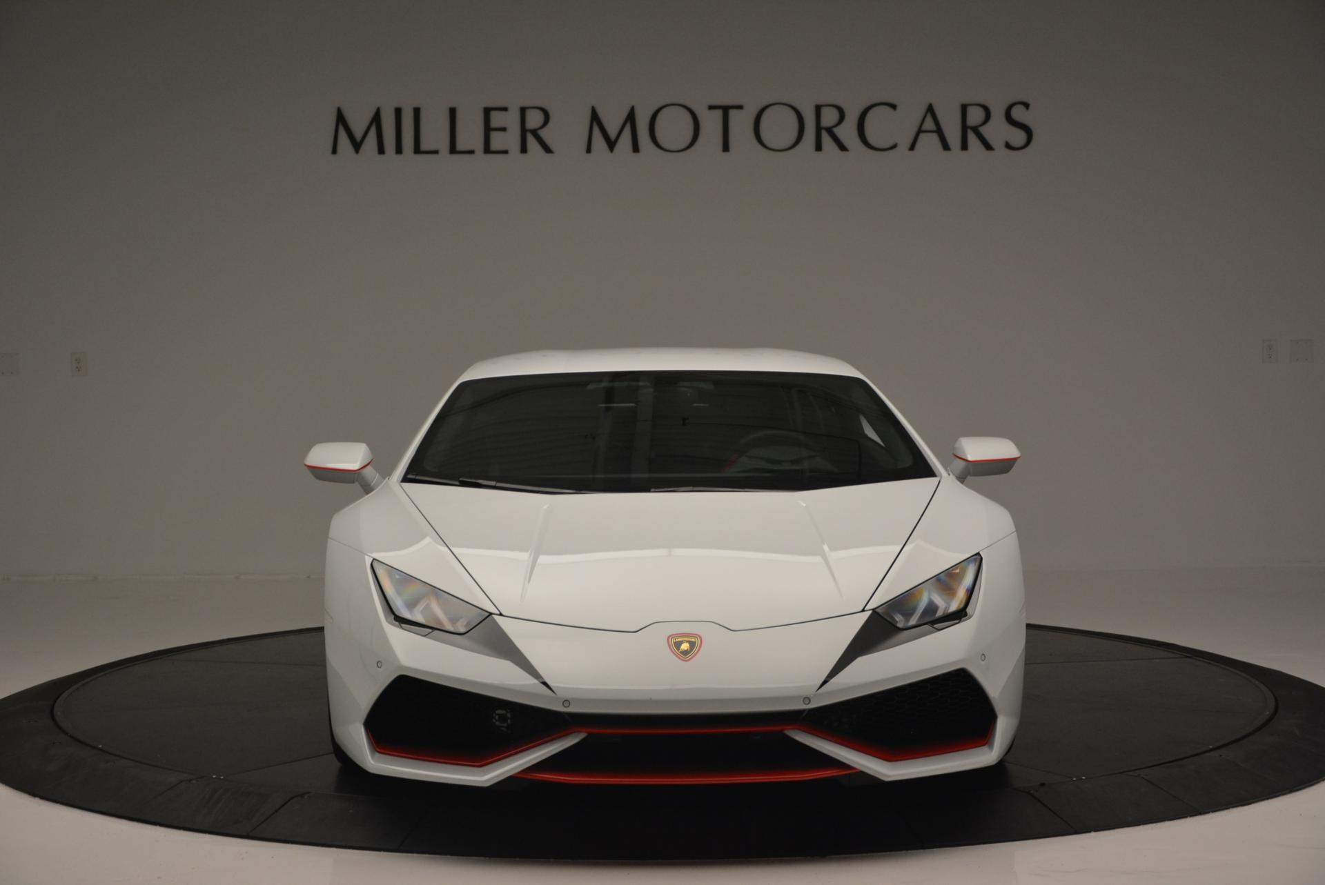 Used 2015 Lamborghini Huracan LP610-4 For Sale In Greenwich, CT 114_p8