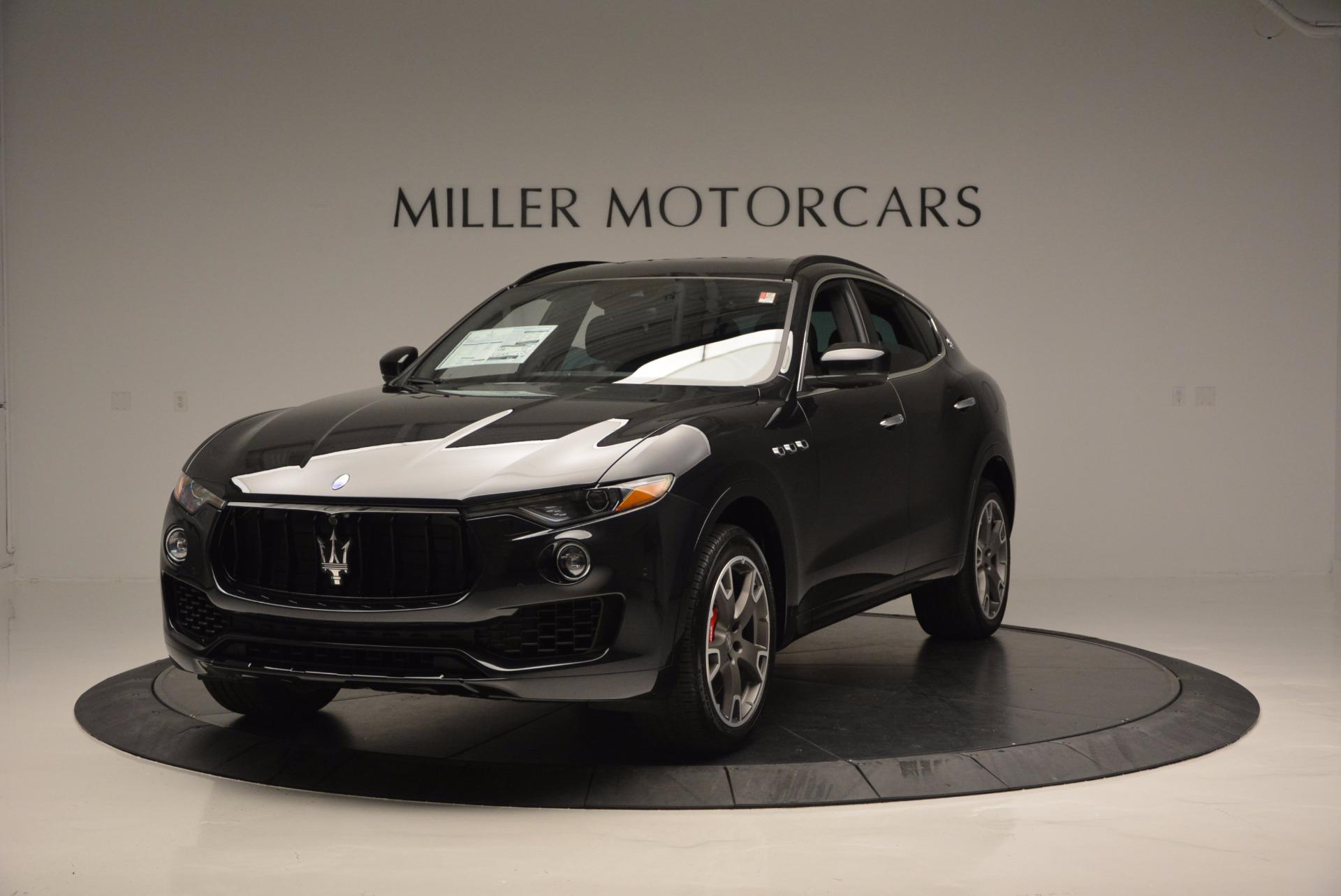 New 2017 Maserati Levante  For Sale In Greenwich, CT 1141_main