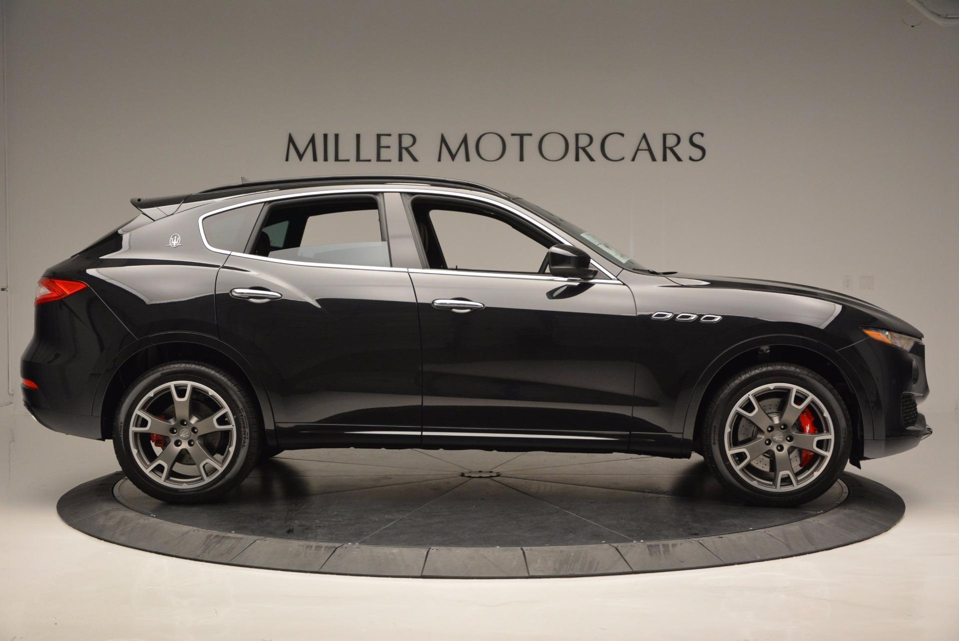 New 2017 Maserati Levante  For Sale In Greenwich, CT 1142_p9