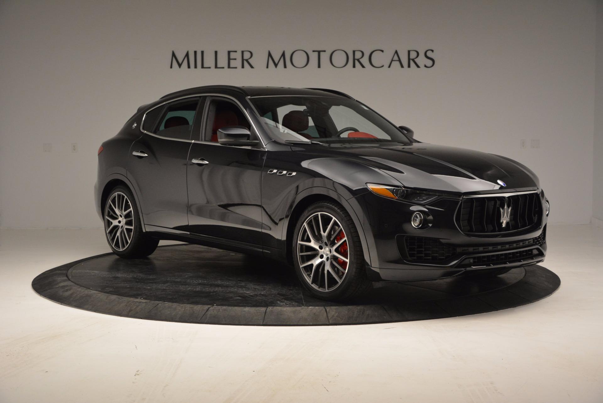 New 2017 Maserati Levante  For Sale In Greenwich, CT 1143_p11