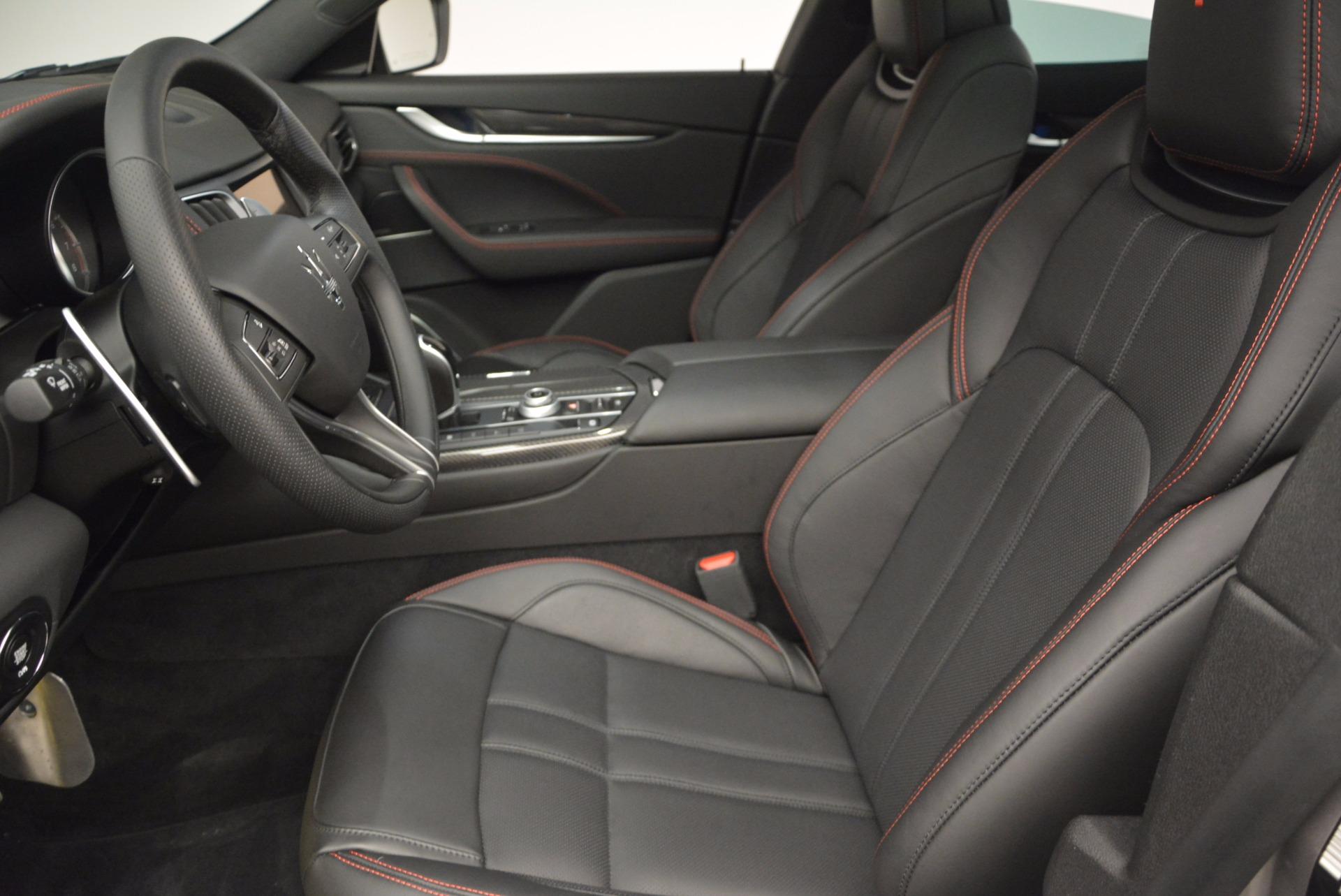 New 2017 Maserati Levante  For Sale In Greenwich, CT 1143_p16