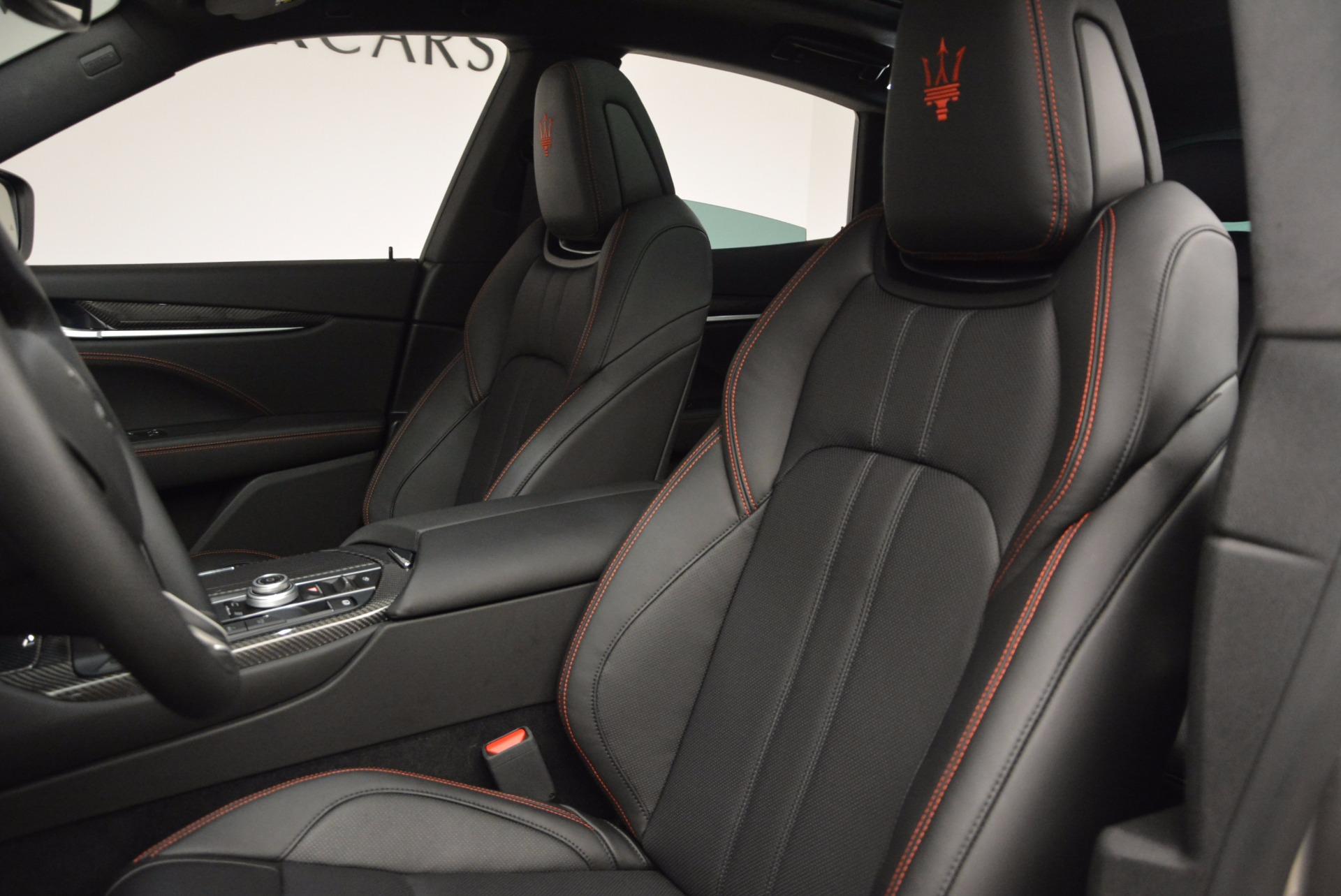 New 2017 Maserati Levante  For Sale In Greenwich, CT 1143_p17