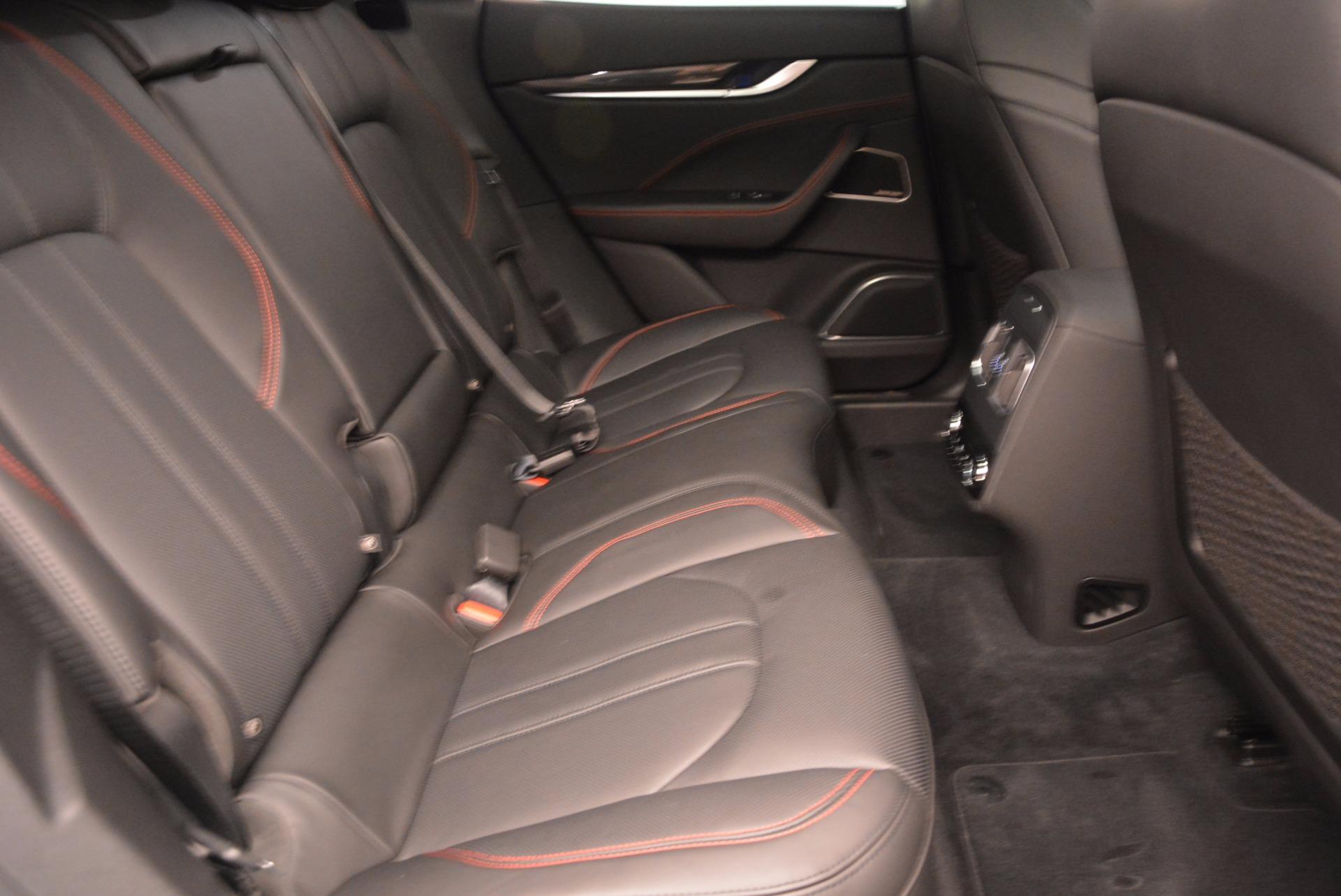 New 2017 Maserati Levante  For Sale In Greenwich, CT 1143_p26