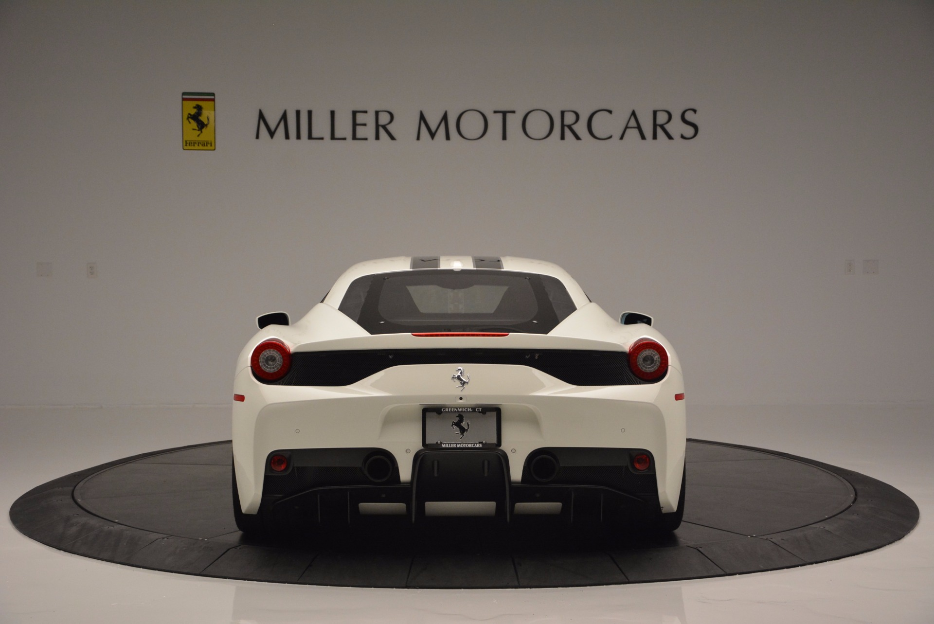 Used 2015 Ferrari 458 Speciale  For Sale In Greenwich, CT 1147_p6