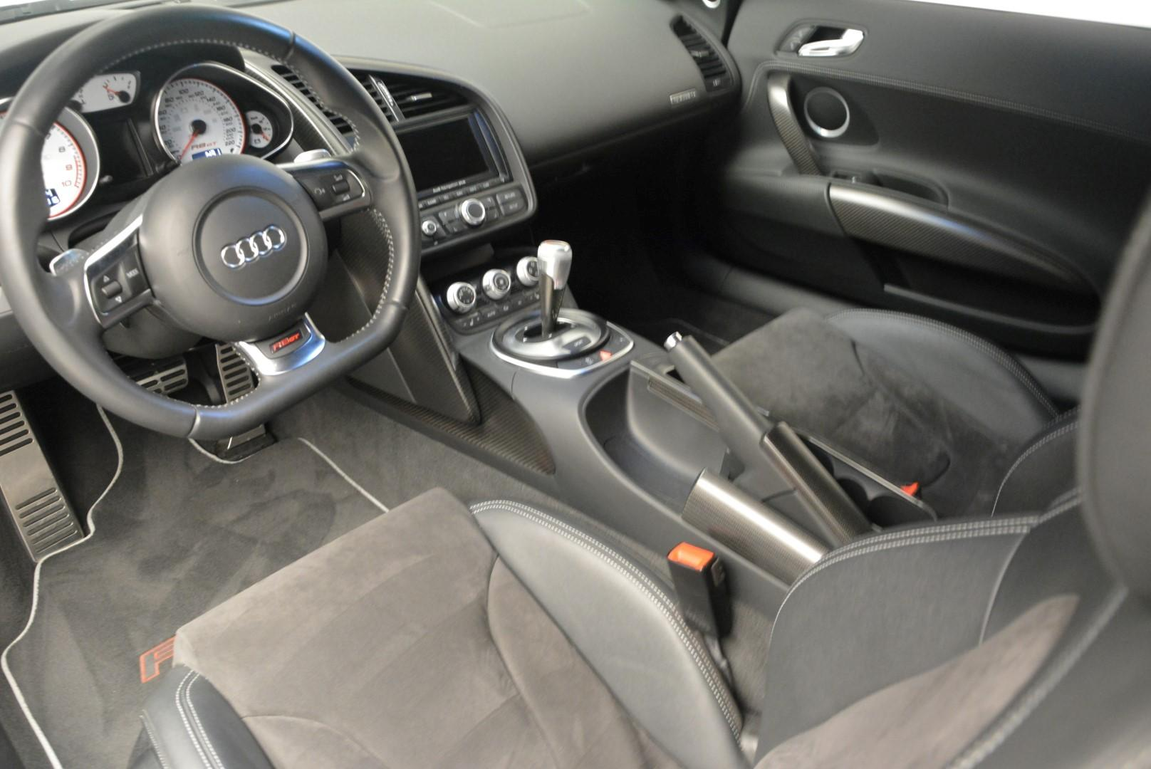 Used 2012 Audi R8 GT (R tronic) For Sale In Greenwich, CT 115_p13