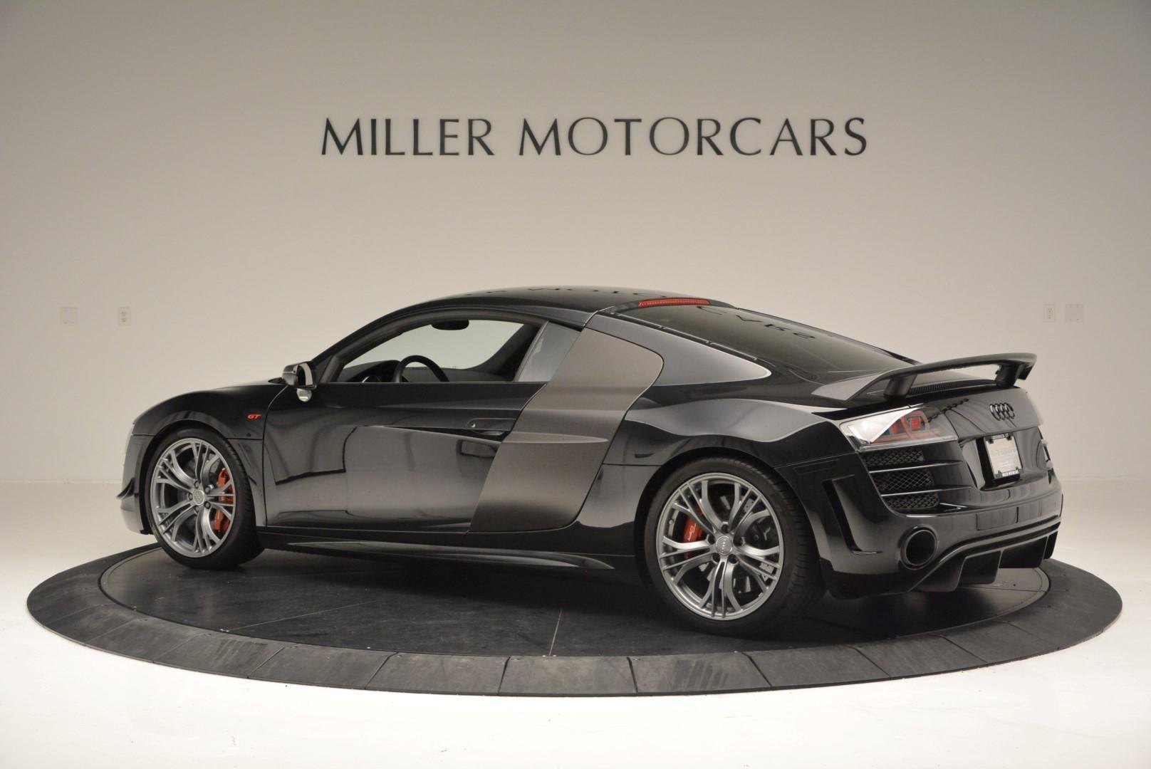 Used 2012 Audi R8 GT (R tronic) For Sale In Greenwich, CT 115_p4