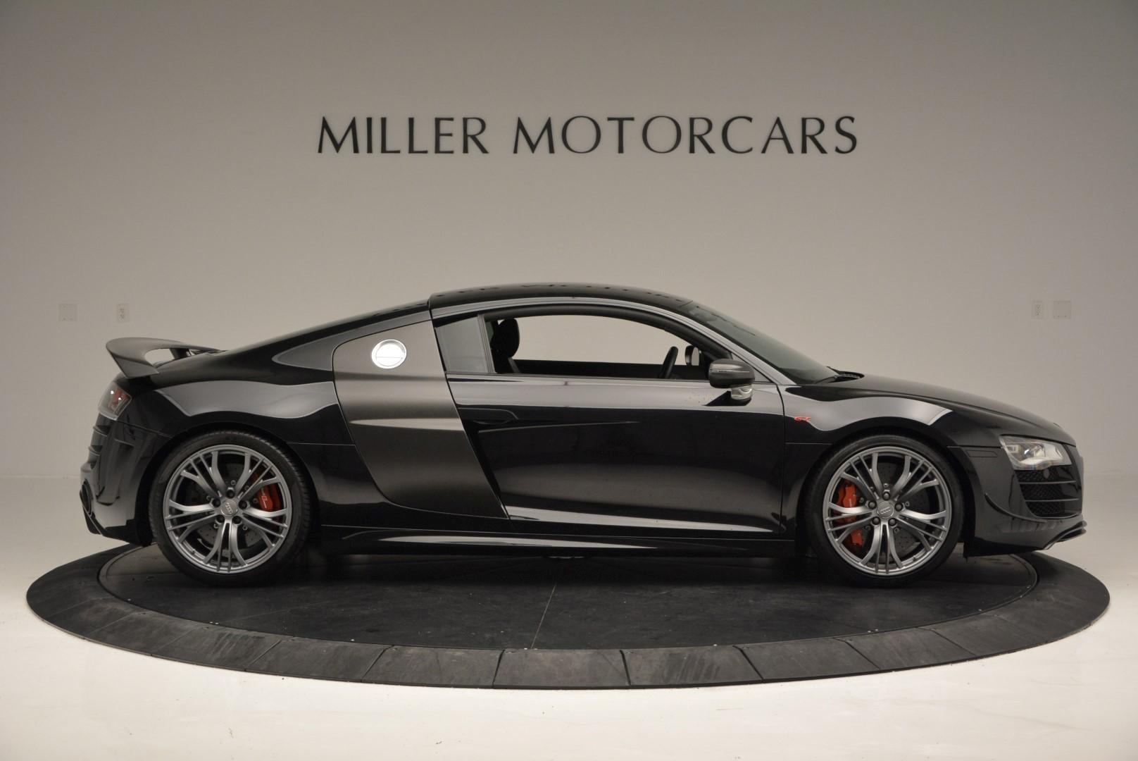 Used 2012 Audi R8 GT (R tronic) For Sale In Greenwich, CT 115_p9