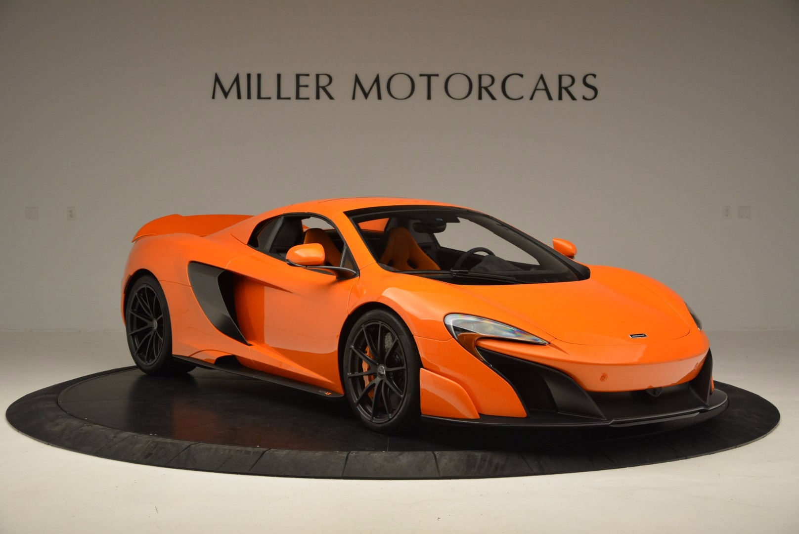 Used 2016 McLaren 675LT Spider Convertible For Sale In Greenwich, CT 1150_p20