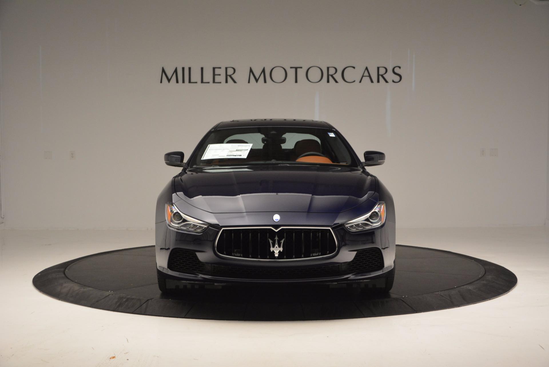 New 2017 Maserati Ghibli S Q4 For Sale In Greenwich, CT 1153_p11