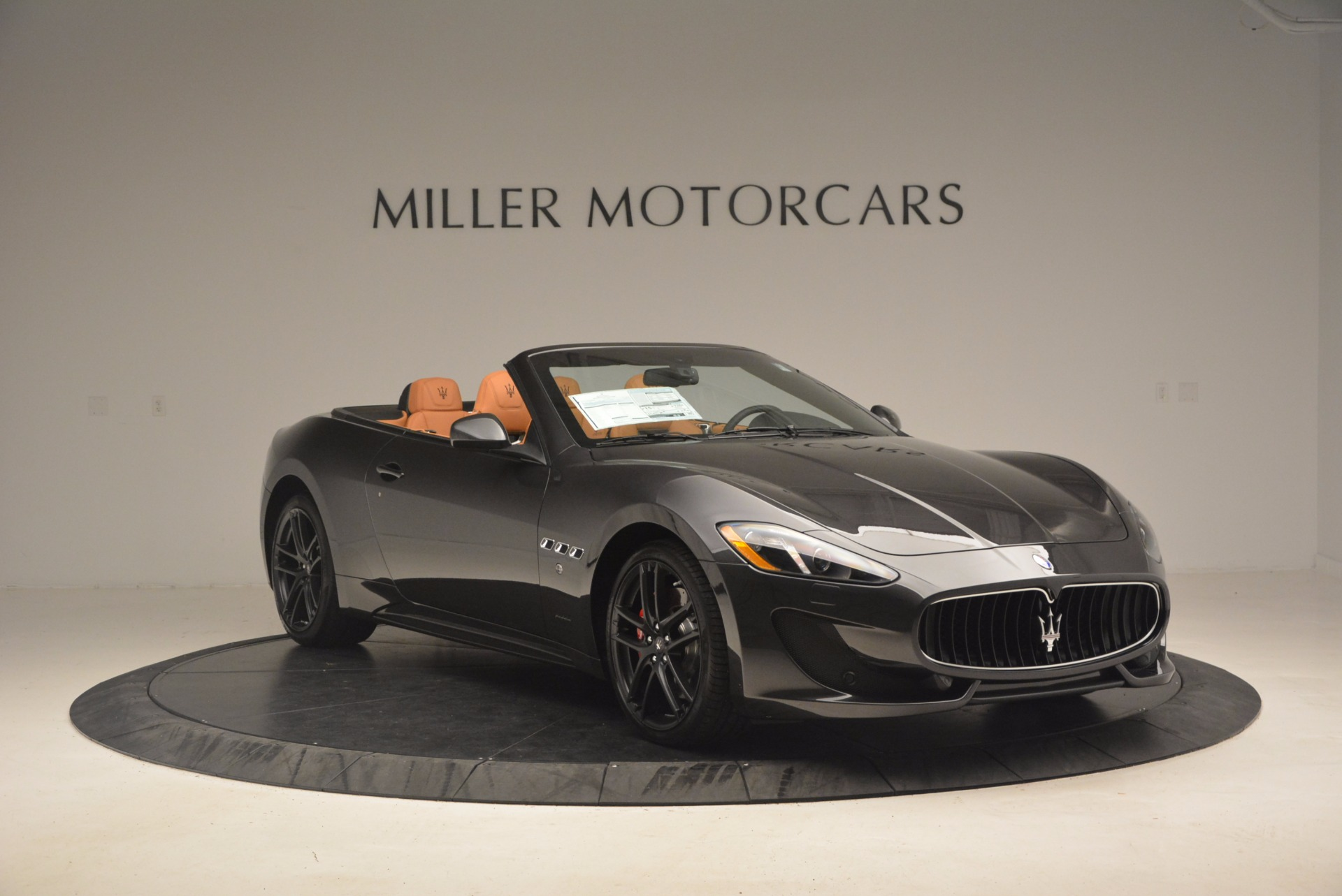 New 2017 Maserati GranTurismo Sport For Sale In Greenwich, CT 1154_p11