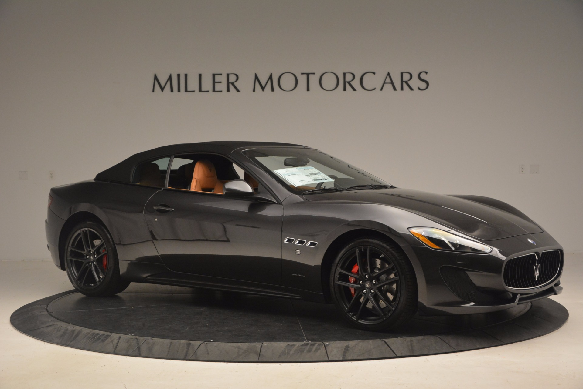 New 2017 Maserati GranTurismo Sport For Sale In Greenwich, CT 1154_p22
