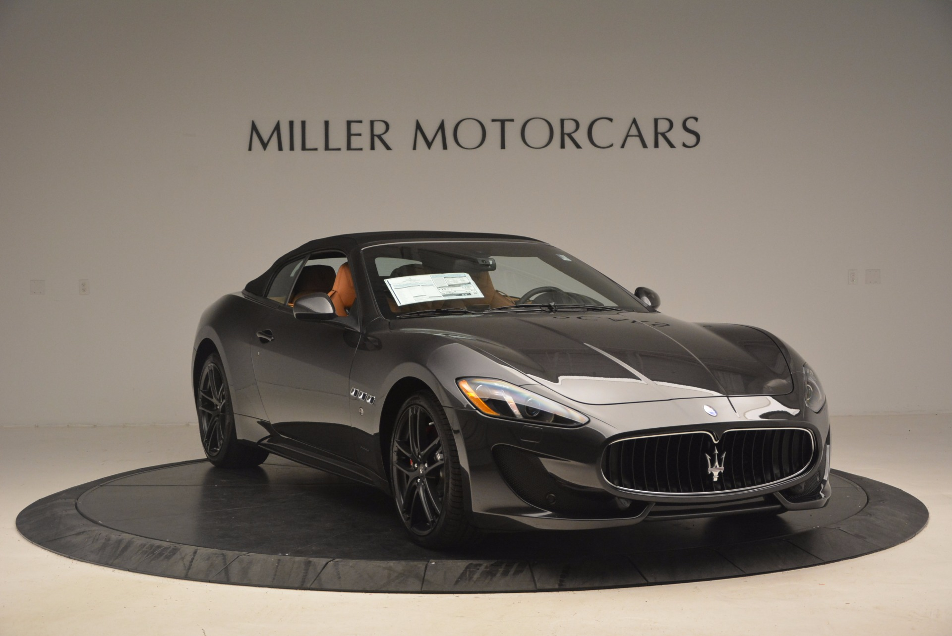 New 2017 Maserati GranTurismo Sport For Sale In Greenwich, CT 1154_p23