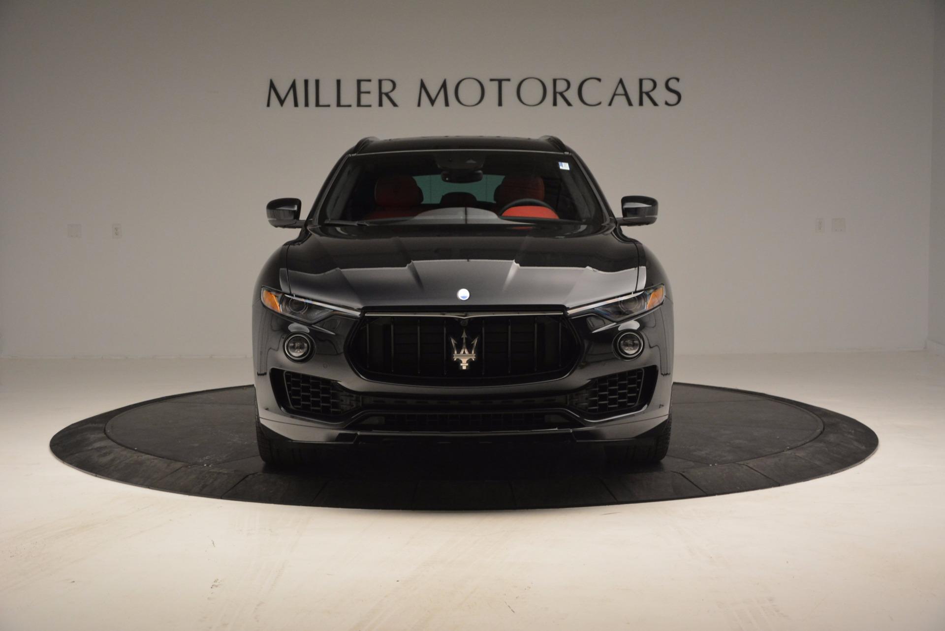 New 2017 Maserati Levante S For Sale In Greenwich, CT 1156_p12