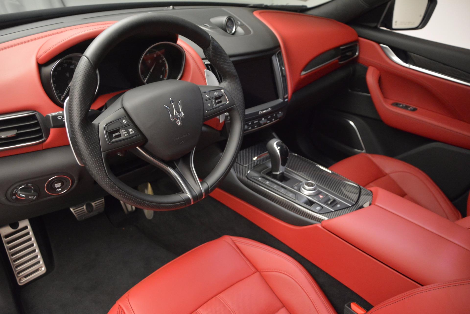 New 2017 Maserati Levante S For Sale In Greenwich, CT 1156_p14