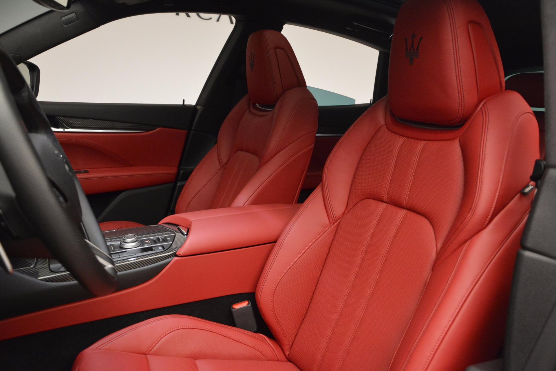 New 2017 Maserati Levante S For Sale In Greenwich, CT 1156_p16