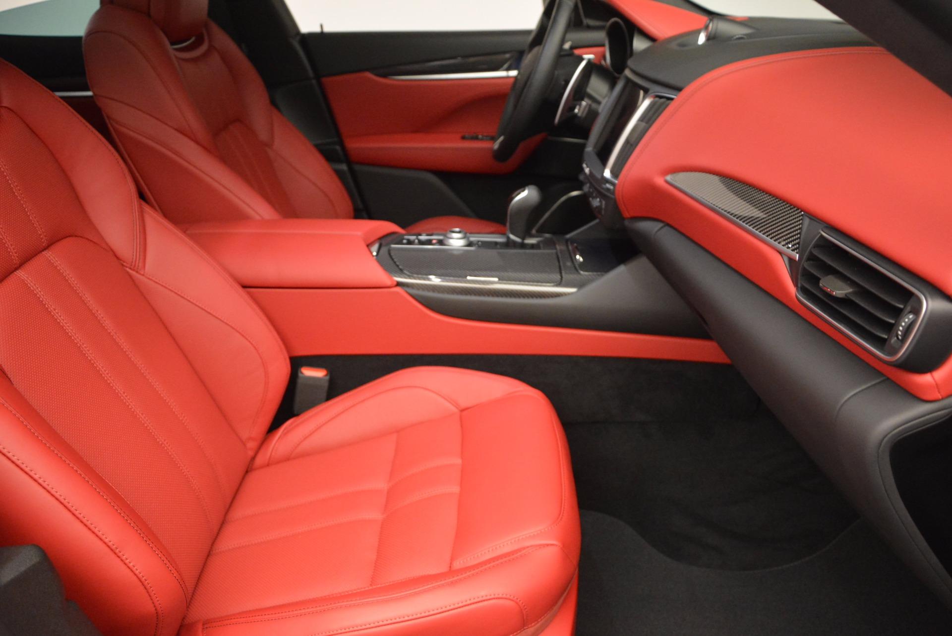 New 2017 Maserati Levante S For Sale In Greenwich, CT 1156_p18