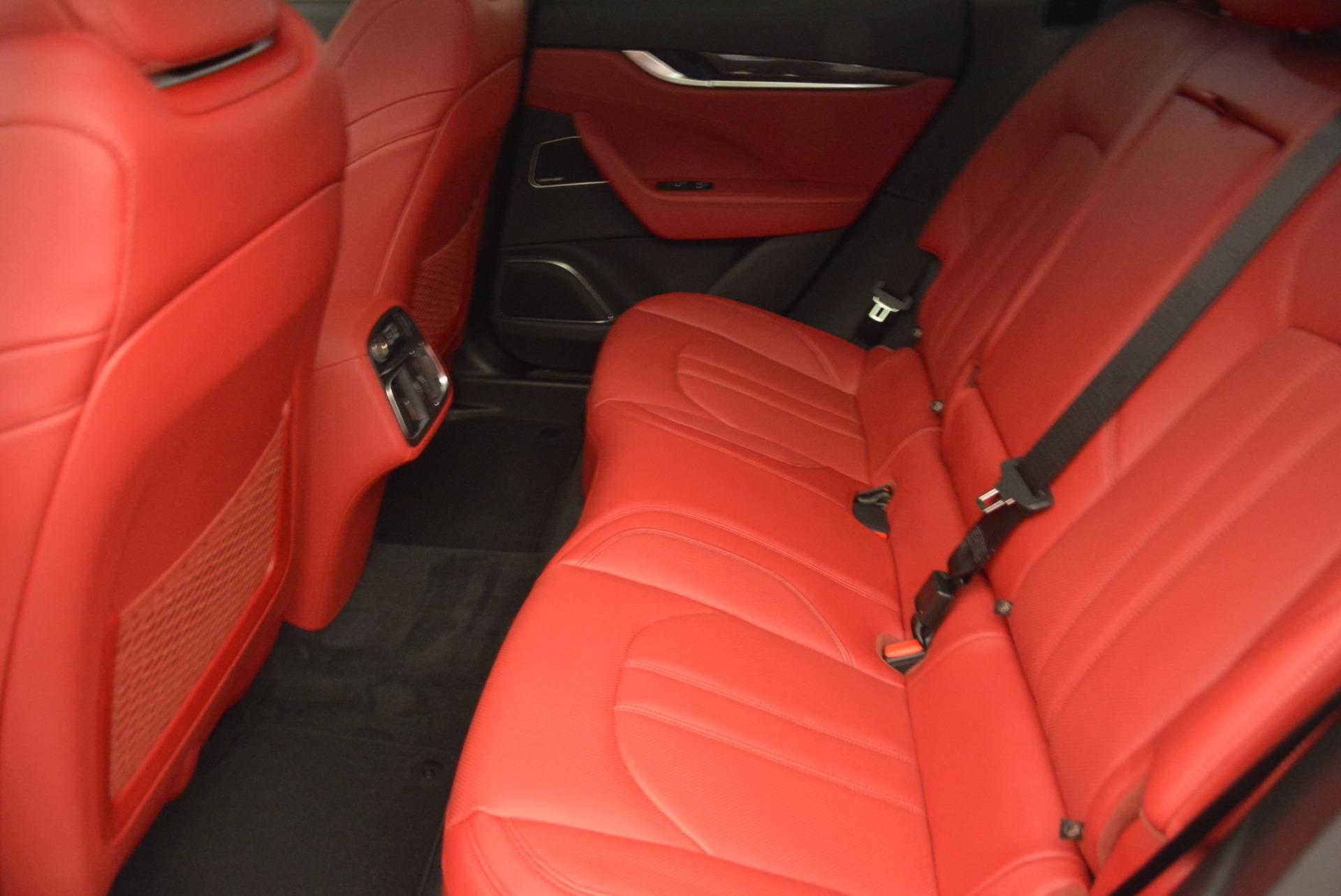 New 2017 Maserati Levante S For Sale In Greenwich, CT 1156_p23
