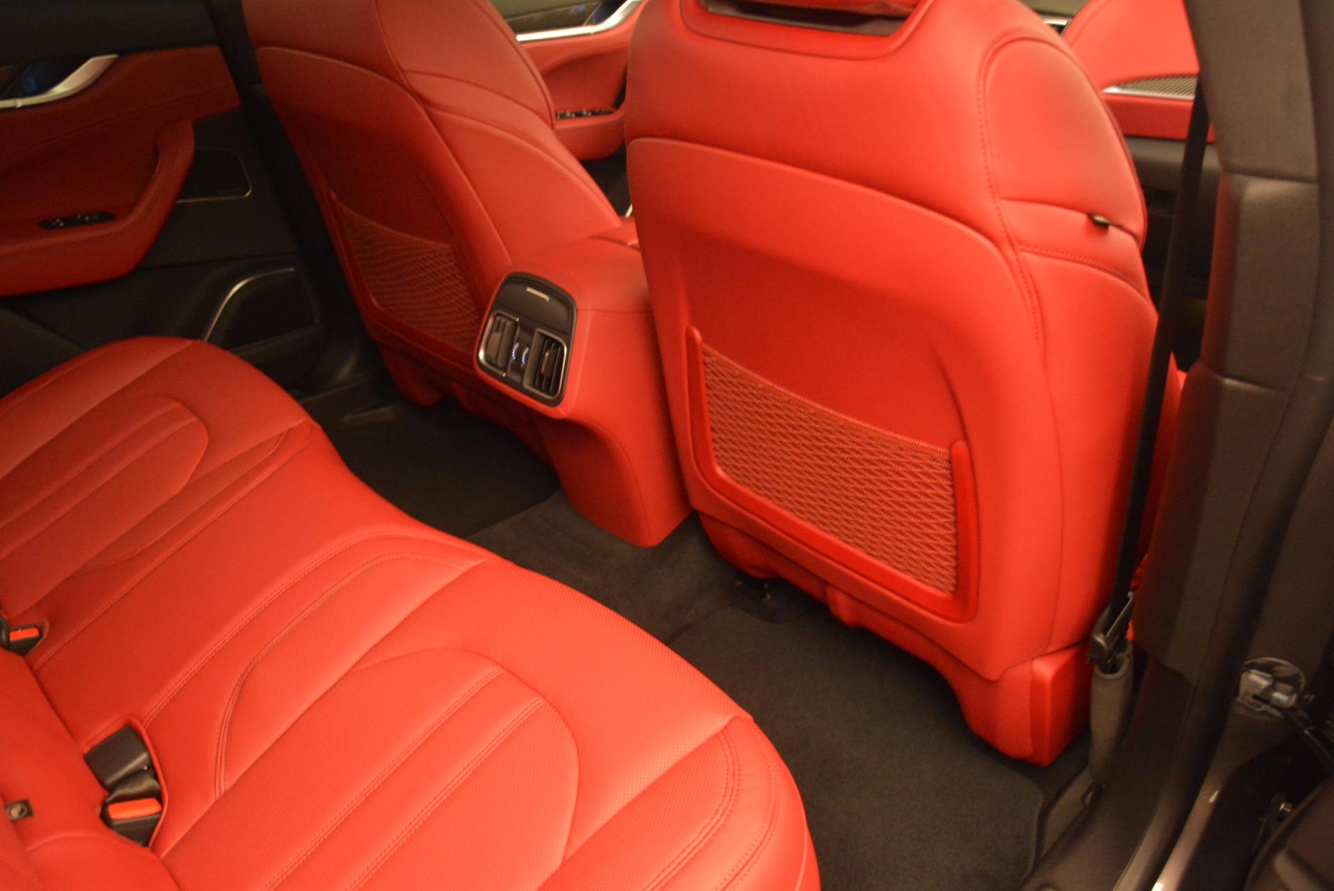 New 2017 Maserati Levante S For Sale In Greenwich, CT 1156_p25