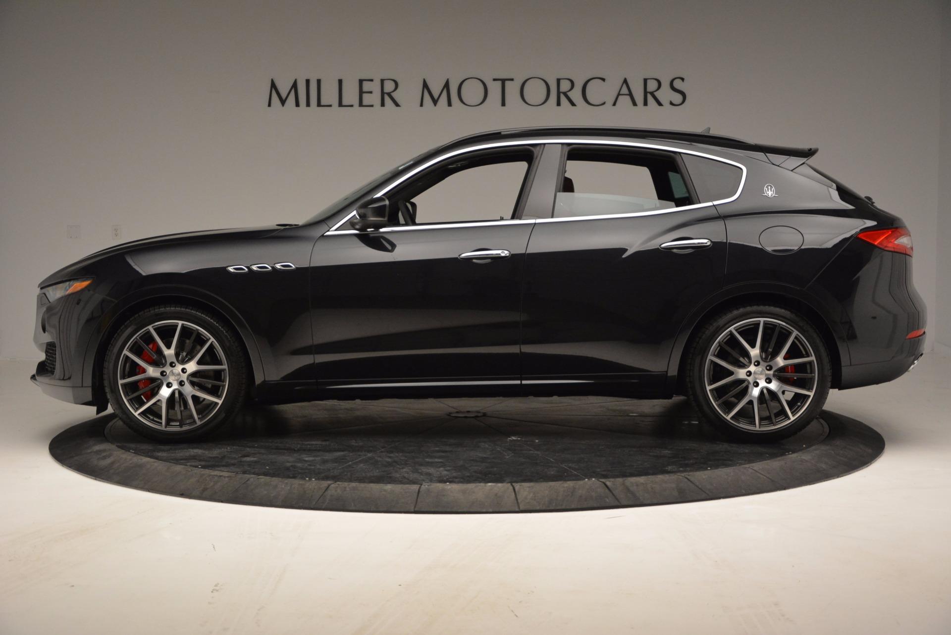 New 2017 Maserati Levante S For Sale In Greenwich, CT 1156_p3