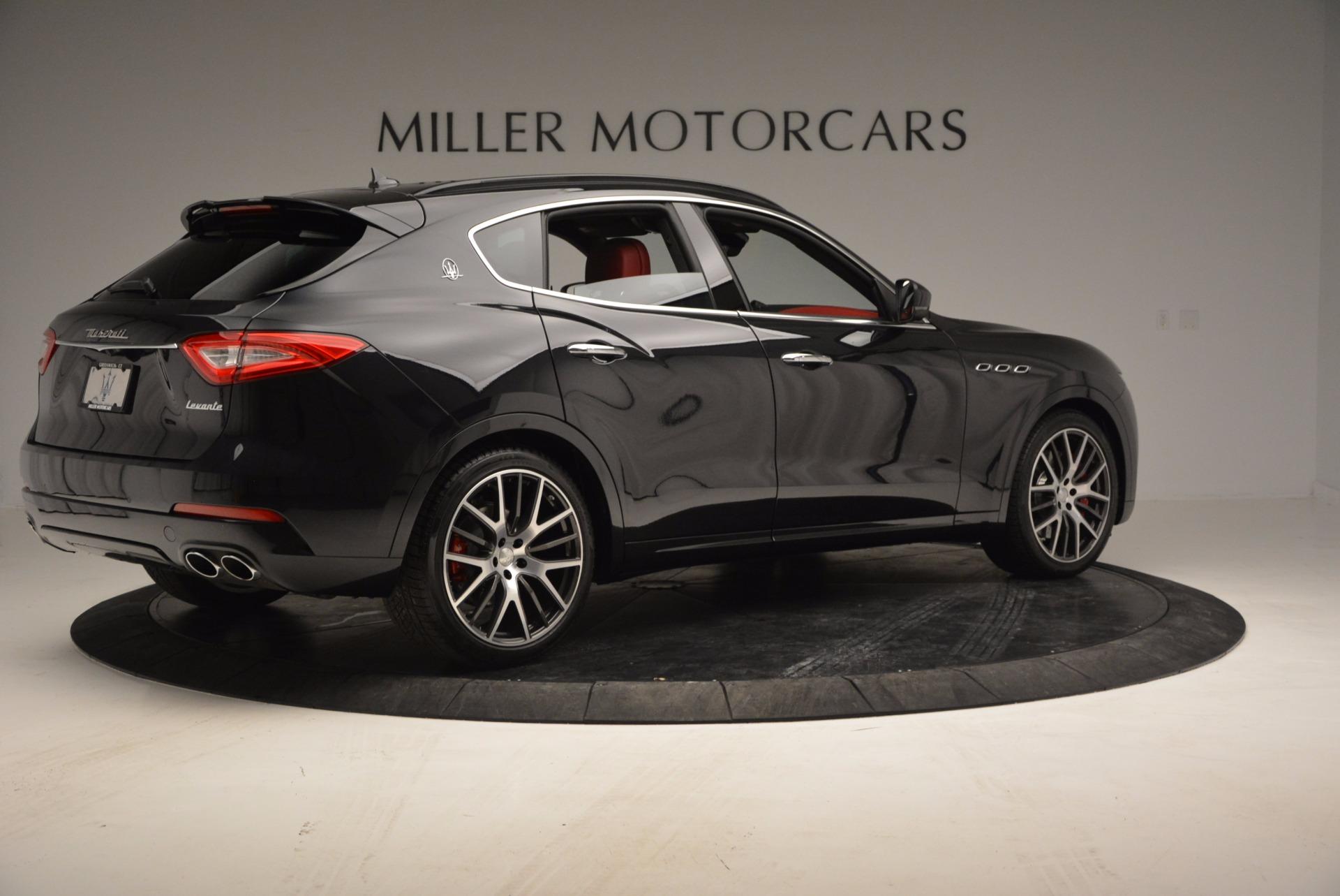 New 2017 Maserati Levante S For Sale In Greenwich, CT 1156_p8