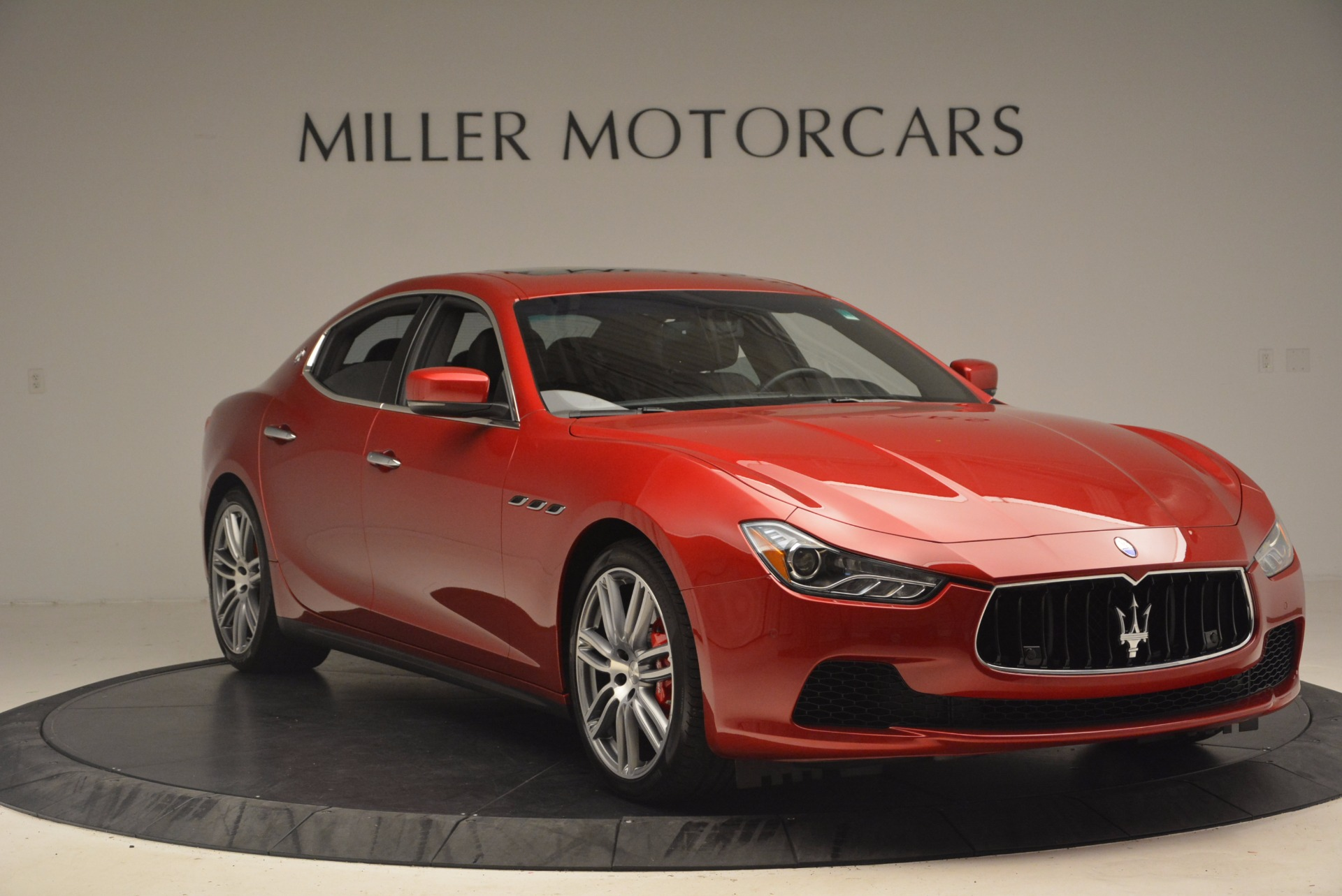 Used 2014 Maserati Ghibli S Q4 For Sale In Greenwich, CT 1158_p11