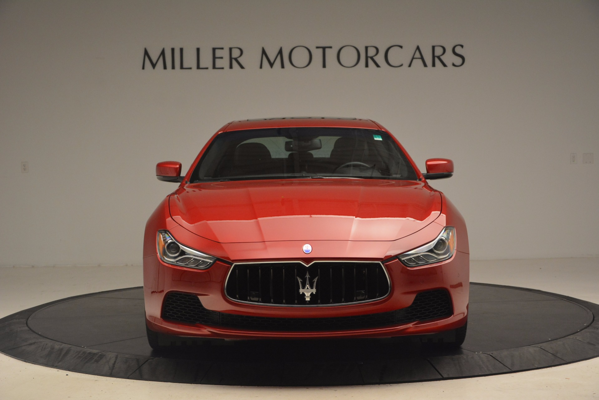 Used 2014 Maserati Ghibli S Q4 For Sale In Greenwich, CT 1158_p12