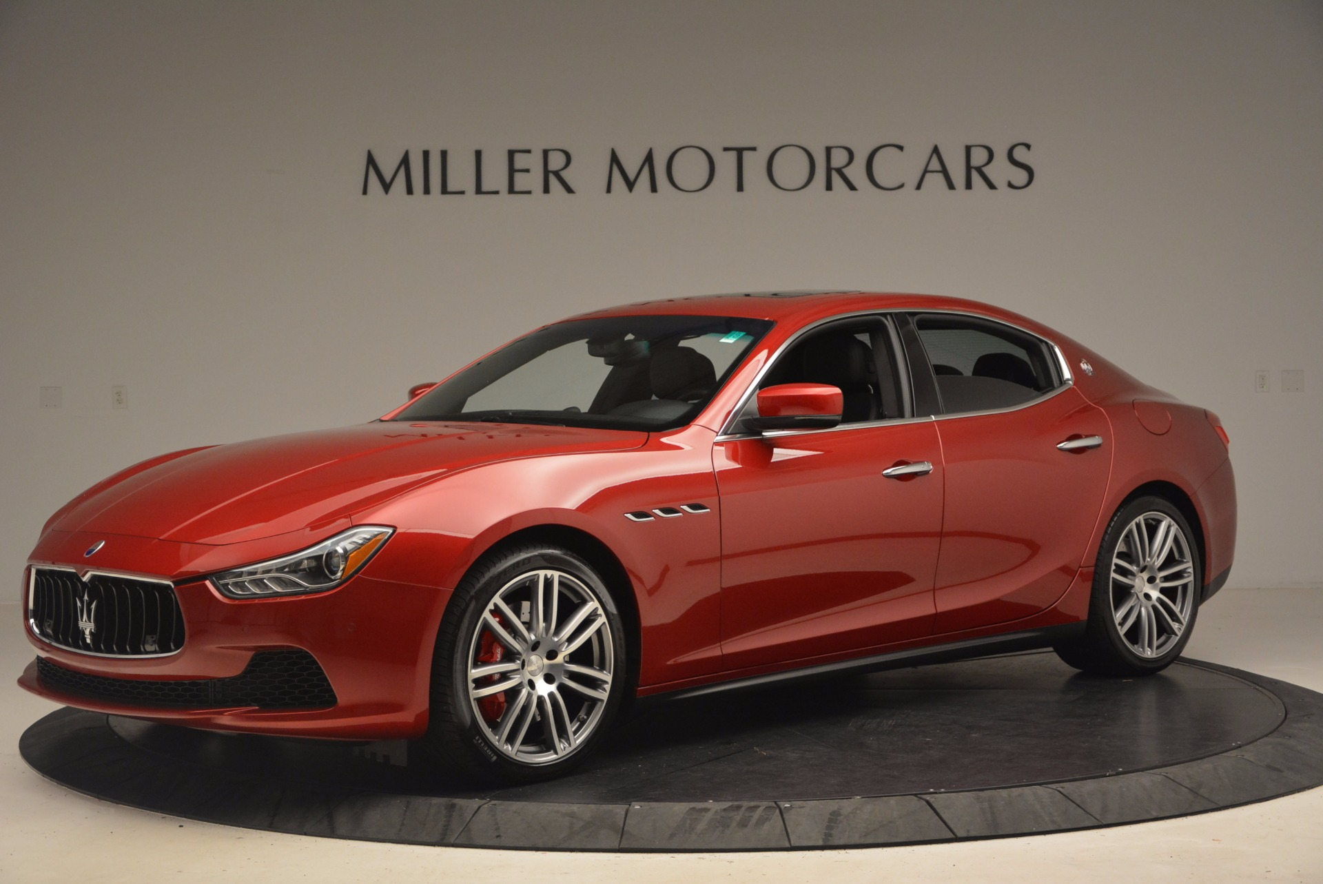 Used 2014 Maserati Ghibli S Q4 For Sale In Greenwich, CT 1158_p2