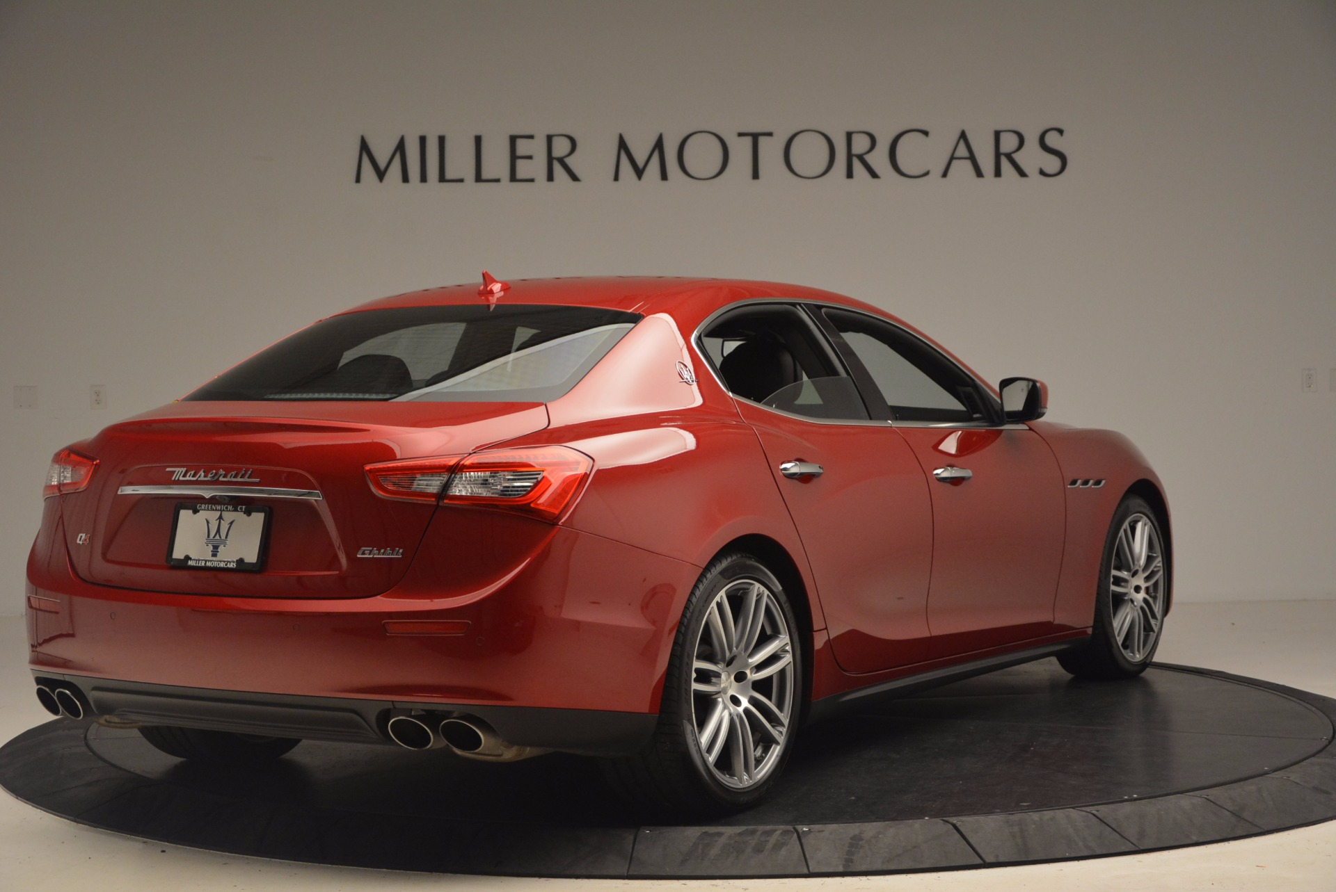 Used 2014 Maserati Ghibli S Q4 For Sale In Greenwich, CT 1158_p7