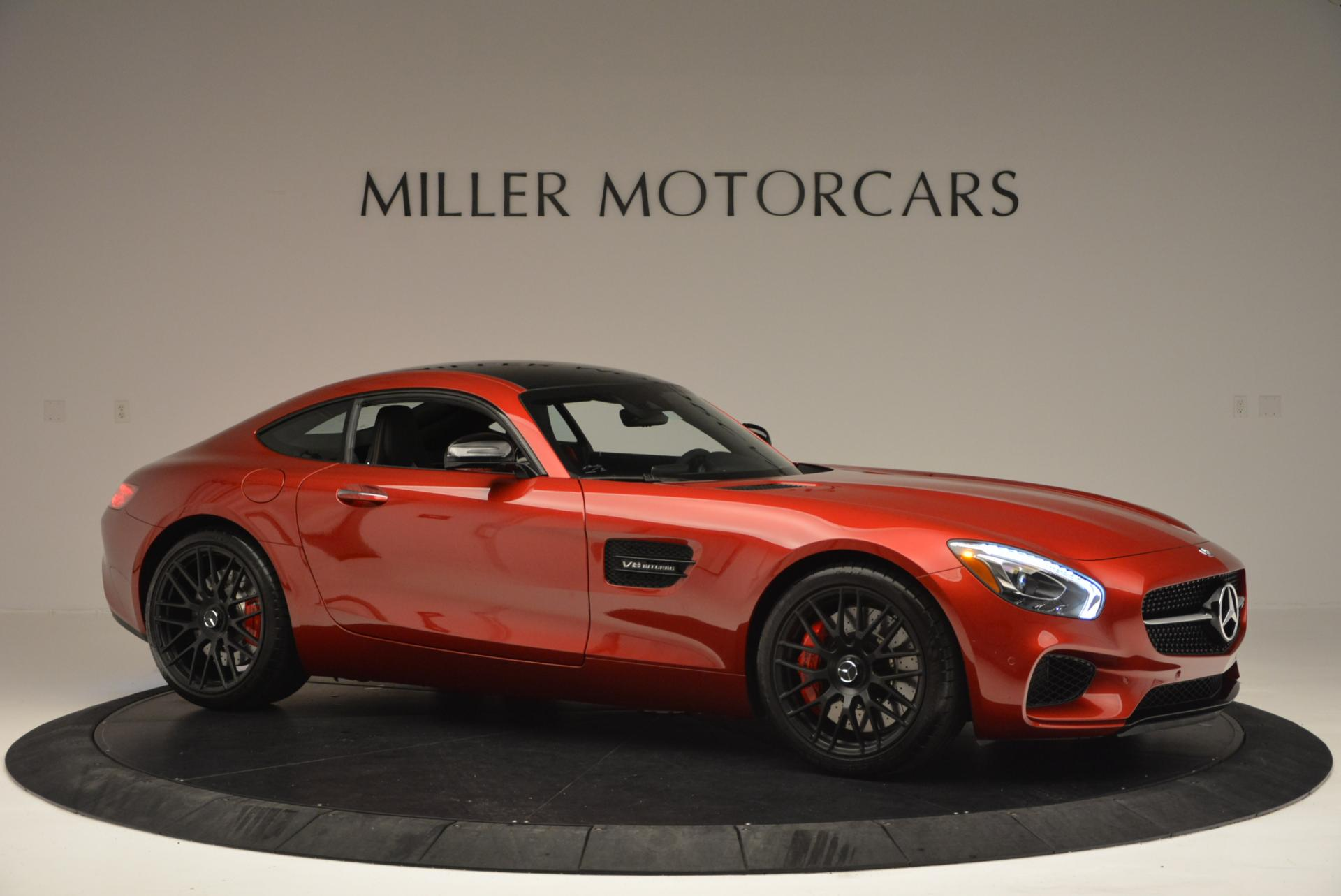 Used 2016 Mercedes Benz AMG GT S S For Sale In Greenwich, CT 116_p10