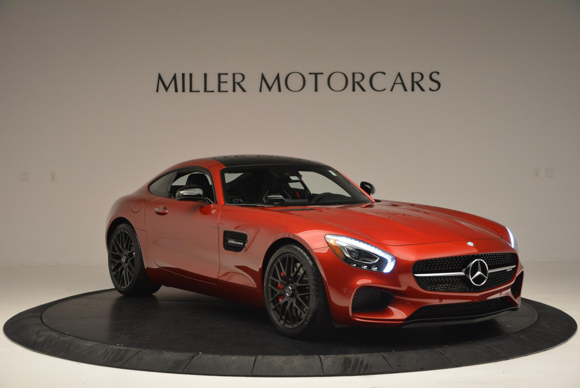 Used 2016 Mercedes Benz AMG GT S S For Sale In Greenwich, CT 116_p11