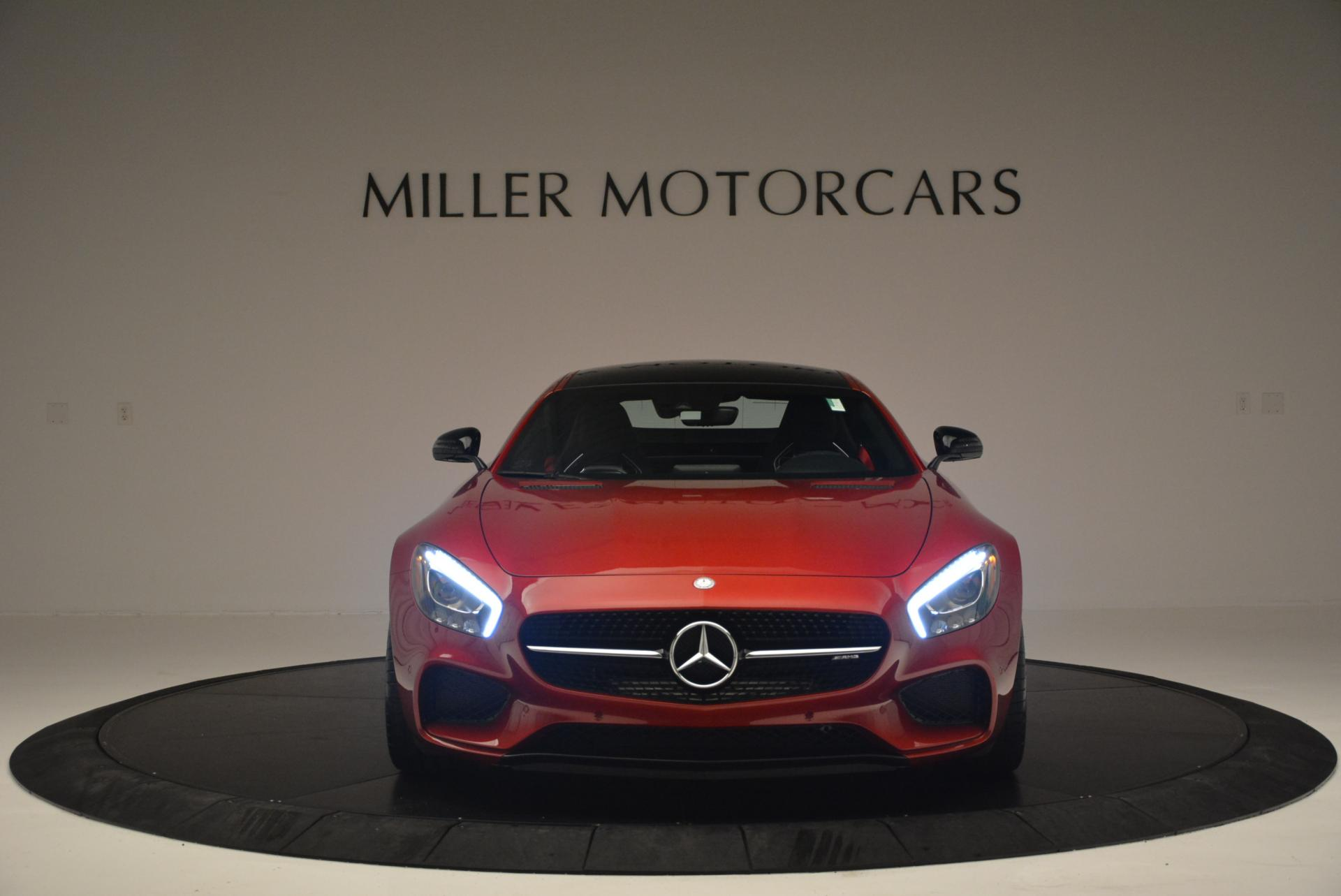 Used 2016 Mercedes Benz AMG GT S S For Sale In Greenwich, CT 116_p12