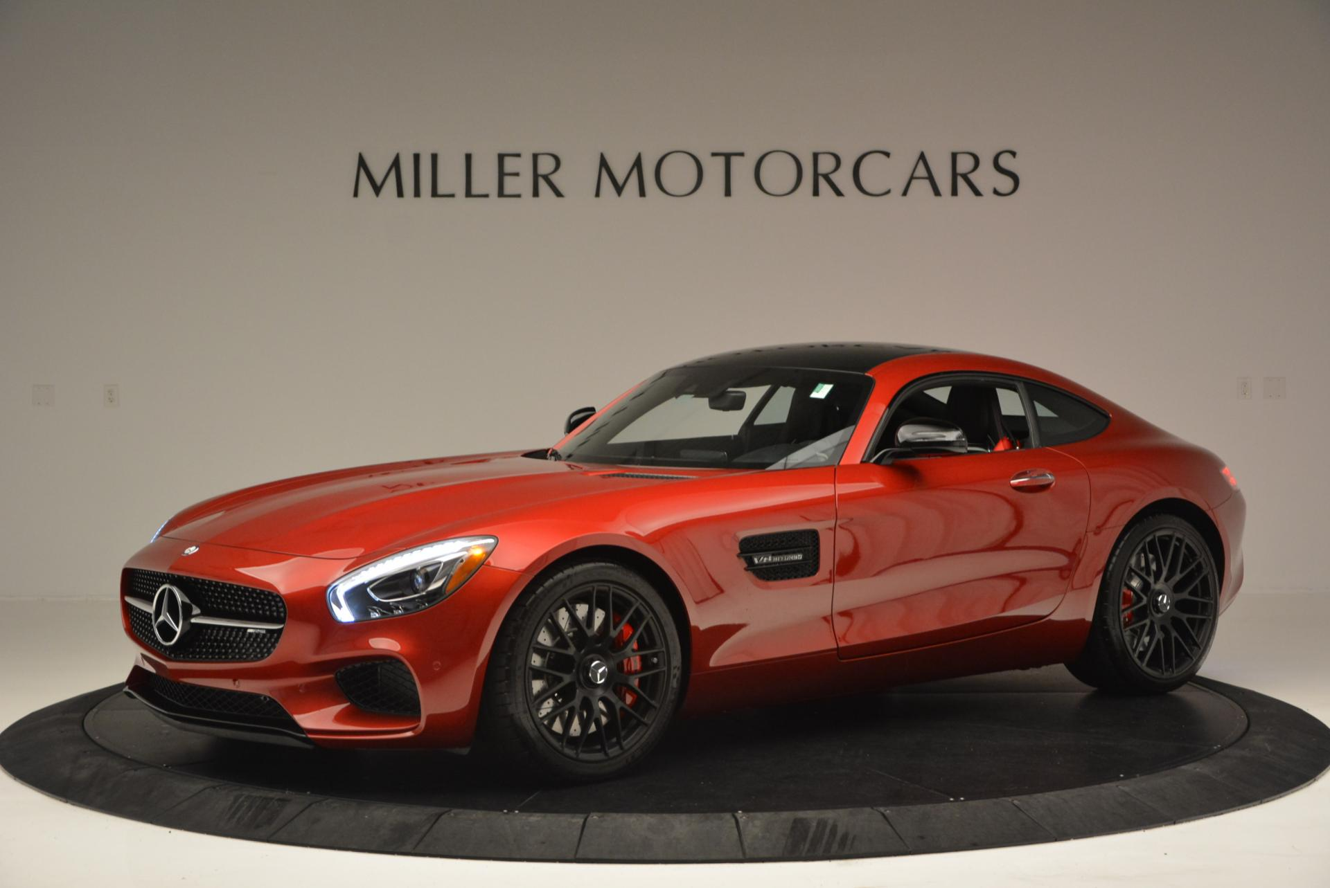 Used 2016 Mercedes Benz AMG GT S S For Sale In Greenwich, CT 116_p2