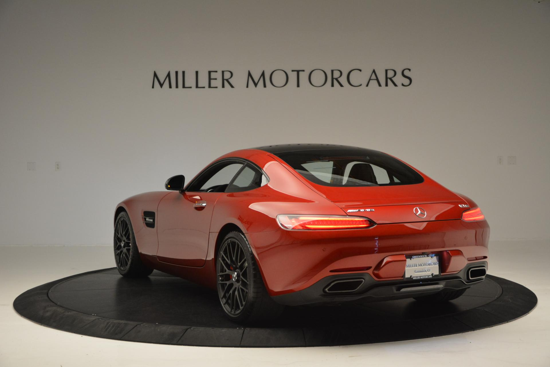 Used 2016 Mercedes Benz AMG GT S S For Sale In Greenwich, CT 116_p5