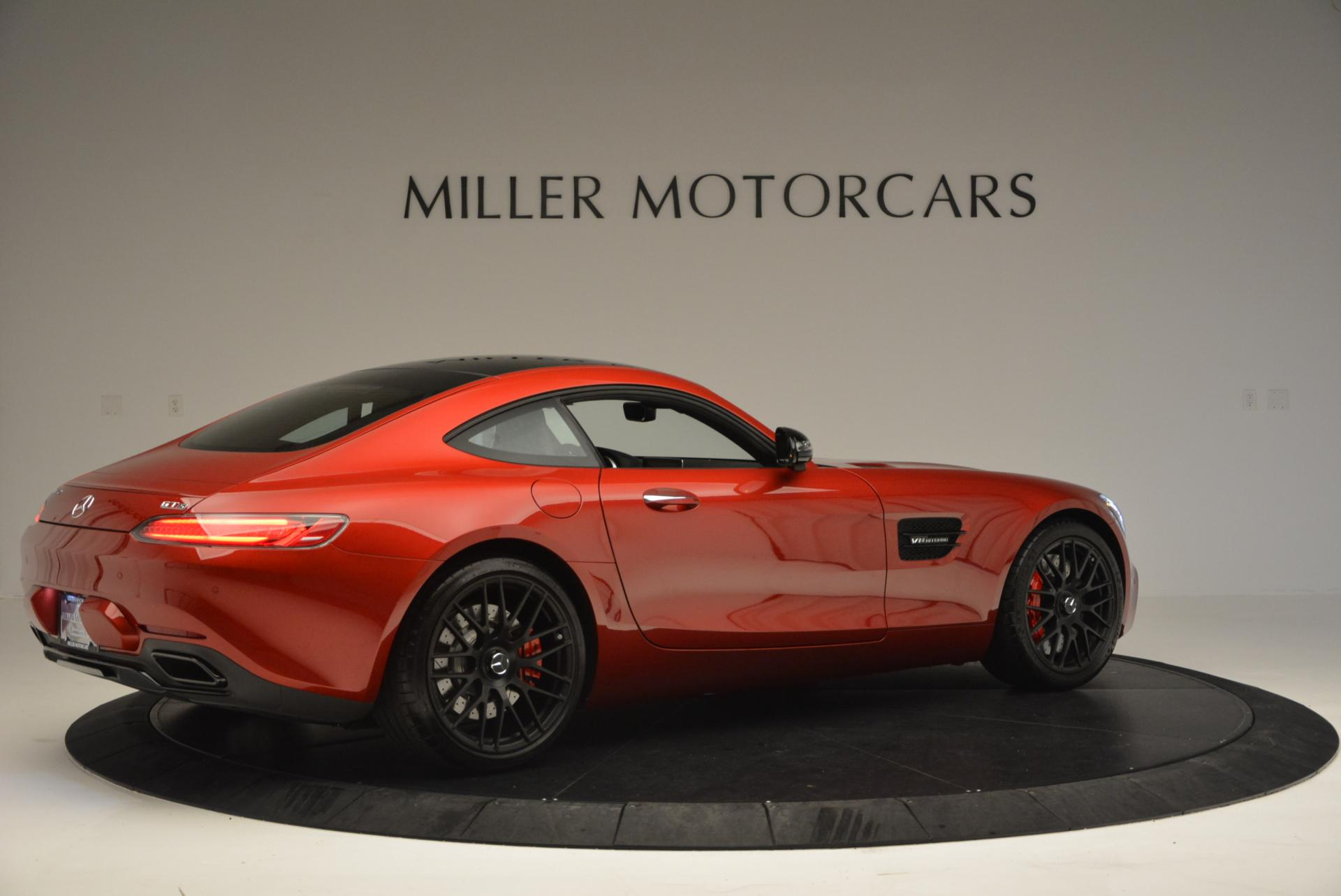 Used 2016 Mercedes Benz AMG GT S S For Sale In Greenwich, CT 116_p8