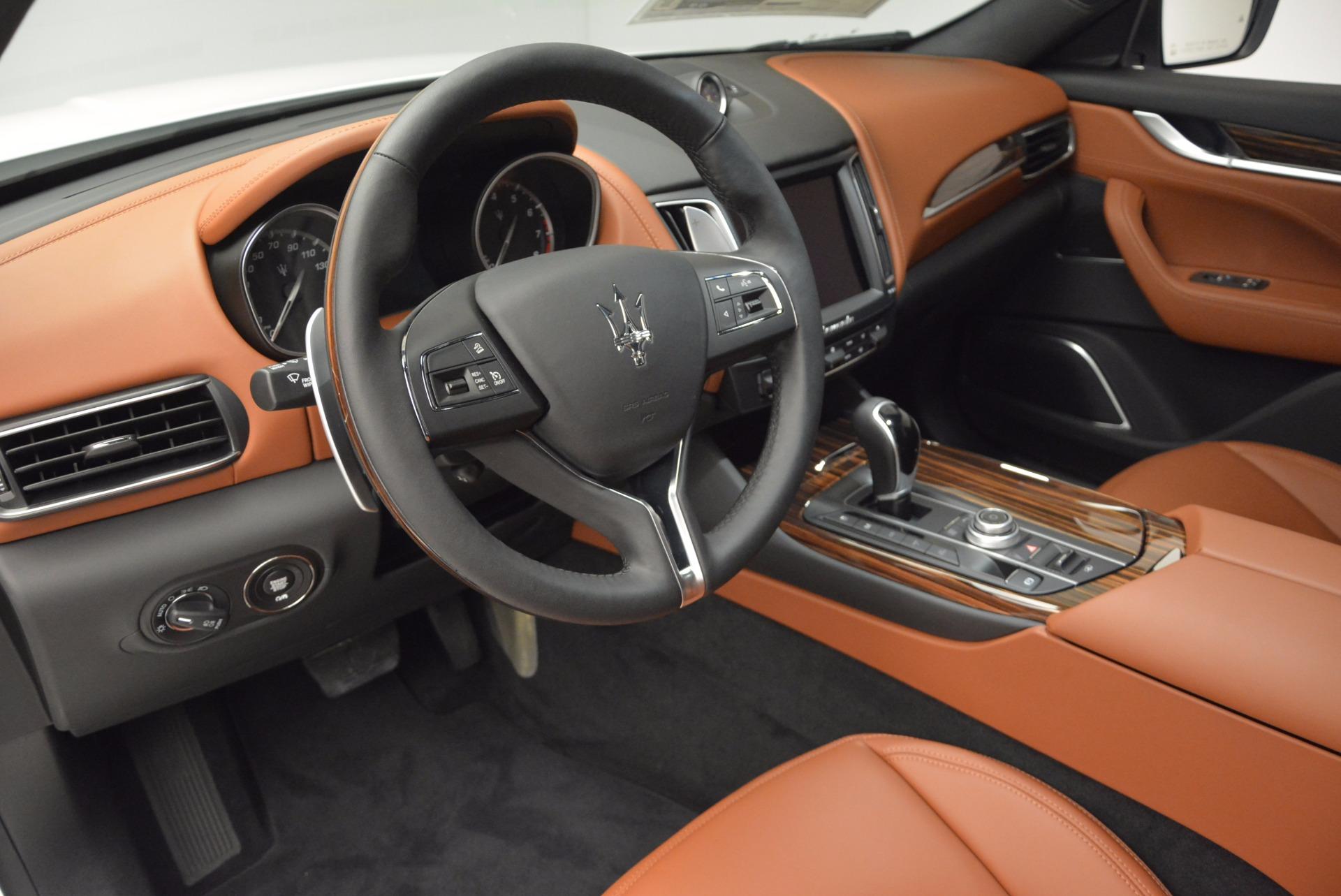 New 2017 Maserati Levante S Q4 For Sale In Greenwich, CT 1162_p13